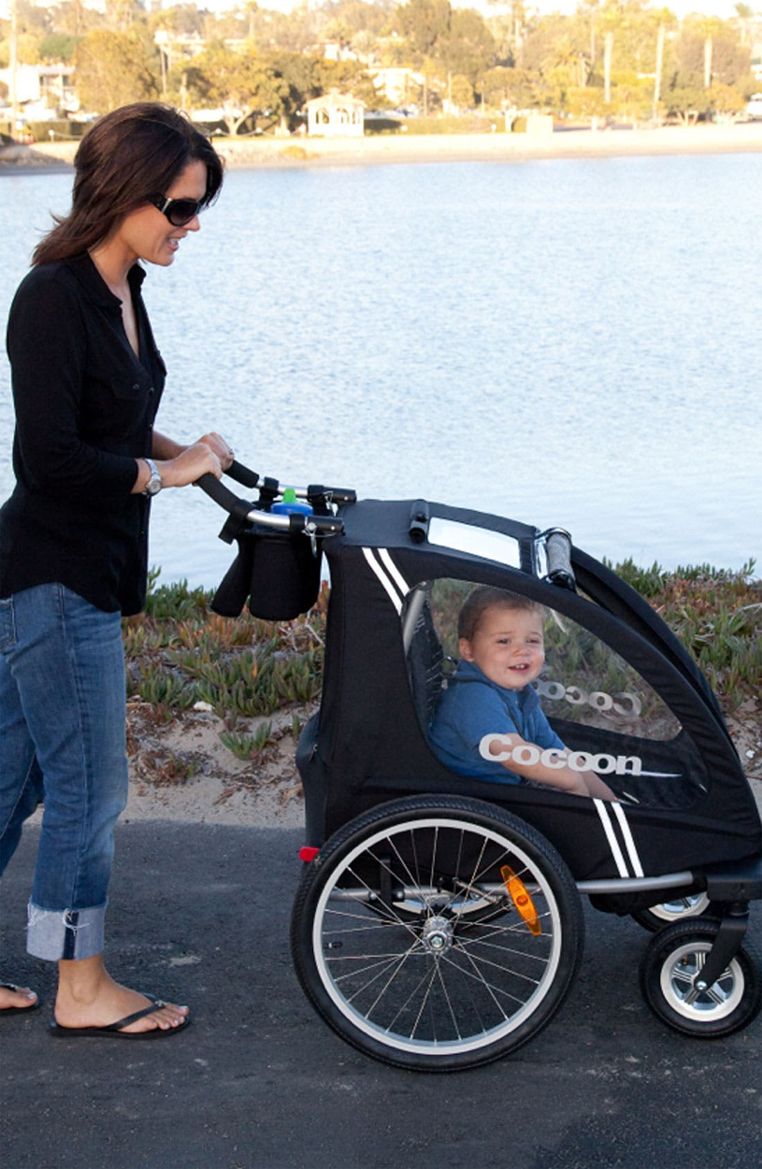 Alternate Image 7  - Joovy 'Cocoon' Single Stroller