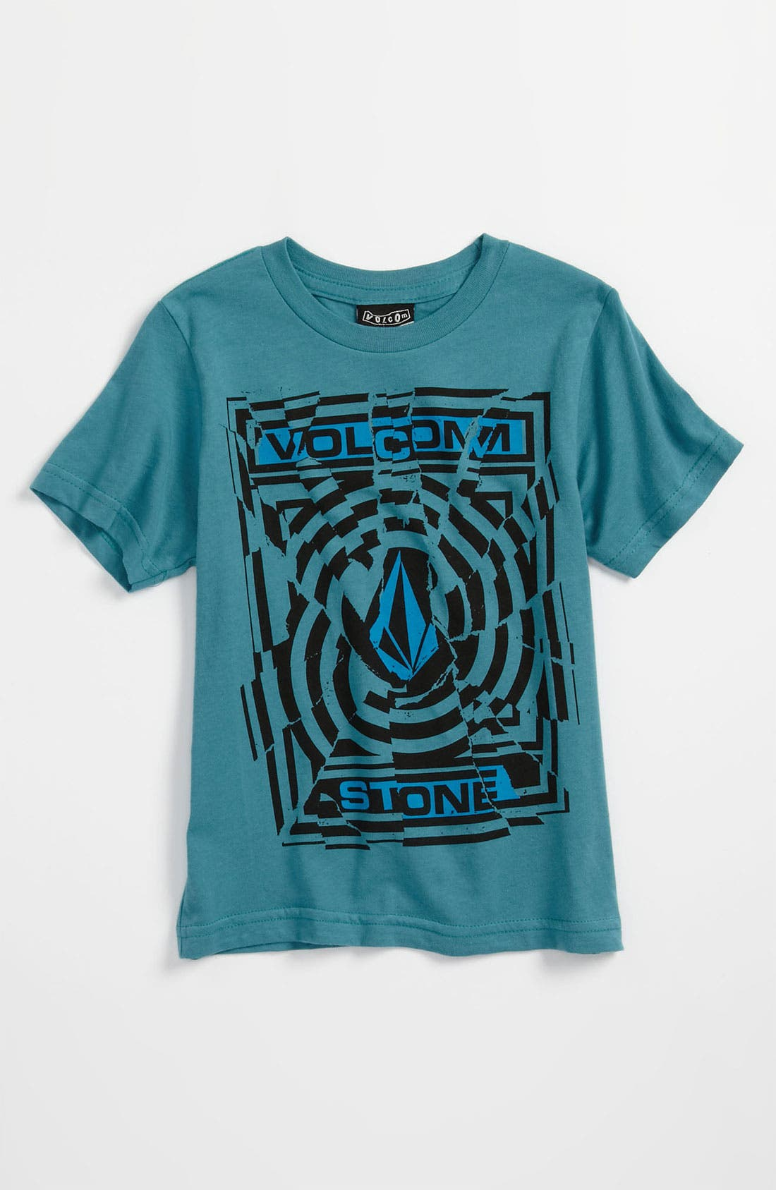 Alternate Image 1 Selected - Volcom 'Splice' T-Shirt (Little Boys)