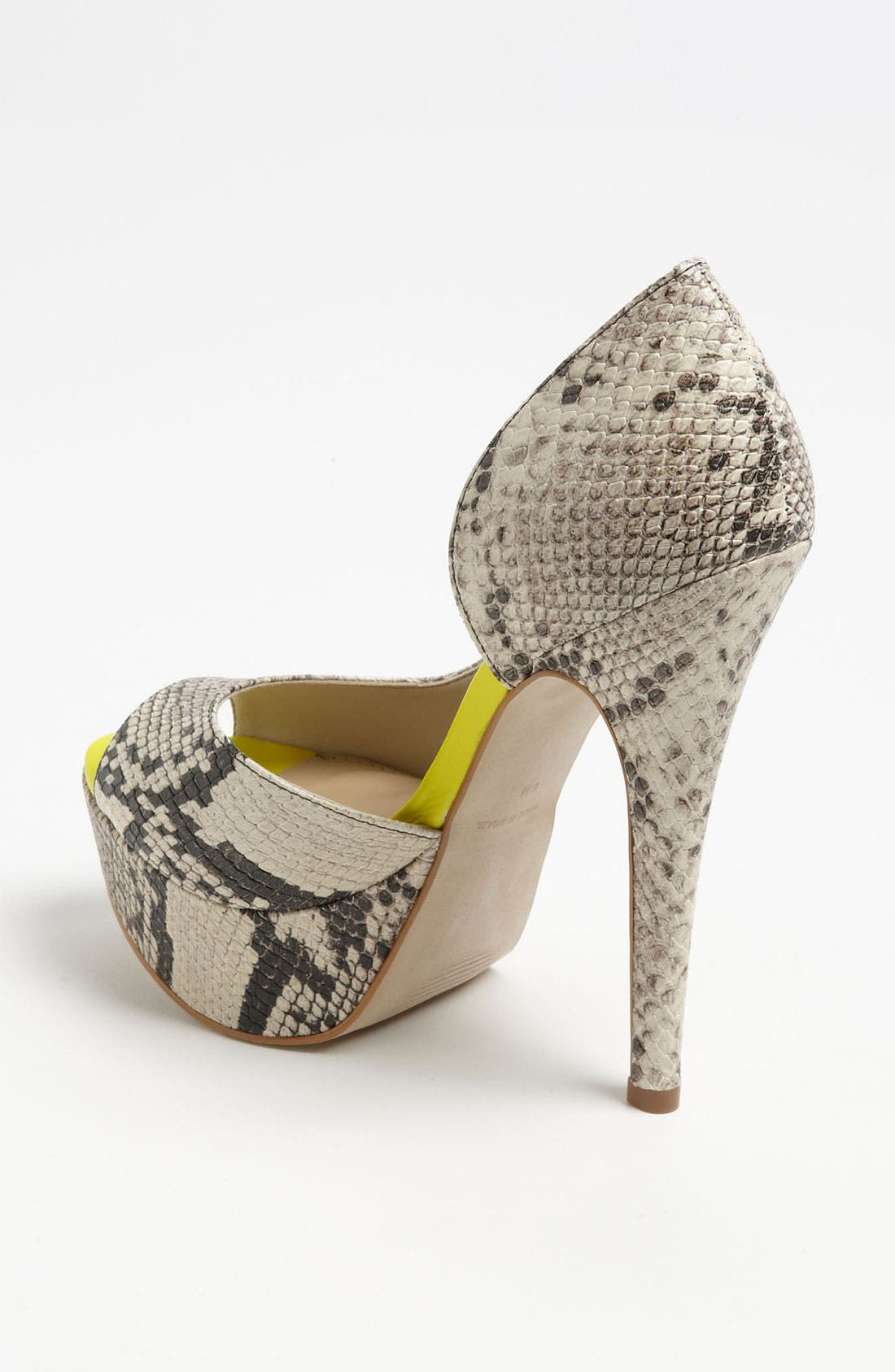 Alternate Image 2  - Steven by Steve Madden 'Amplifyd' Platform Pump