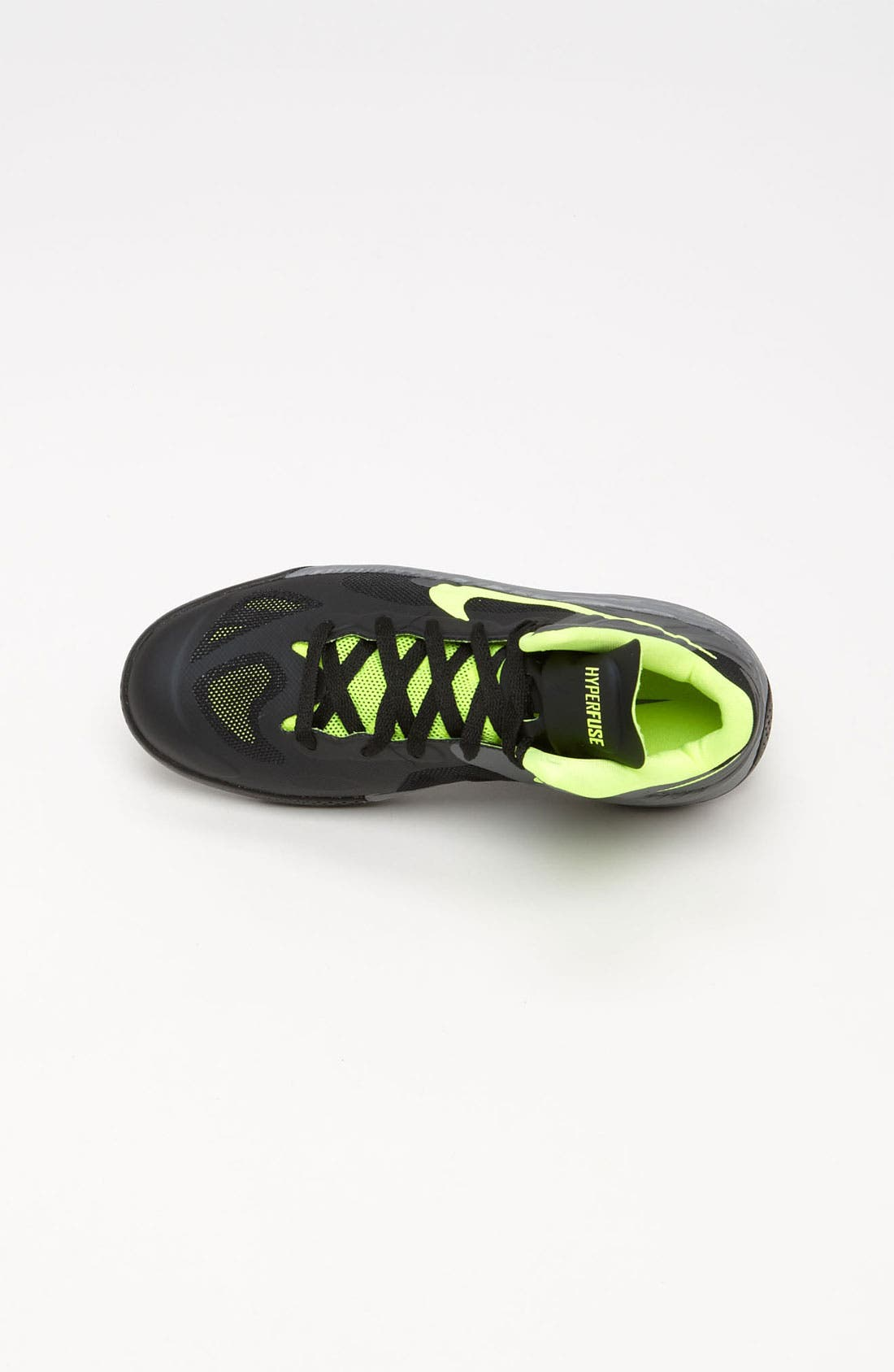 Alternate Image 3  - Nike 'Hyperfuse 2012' Basketball Shoe (Big Kid)
