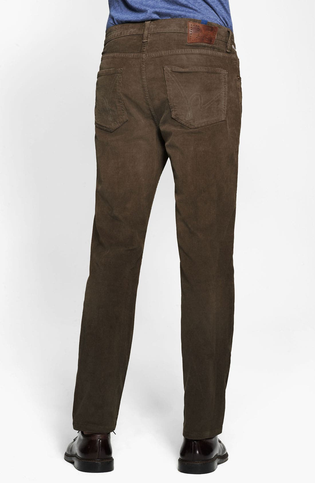 Alternate Image 2  - Citizens of Humanity 'Sid' Straight Leg Corduroy Pants