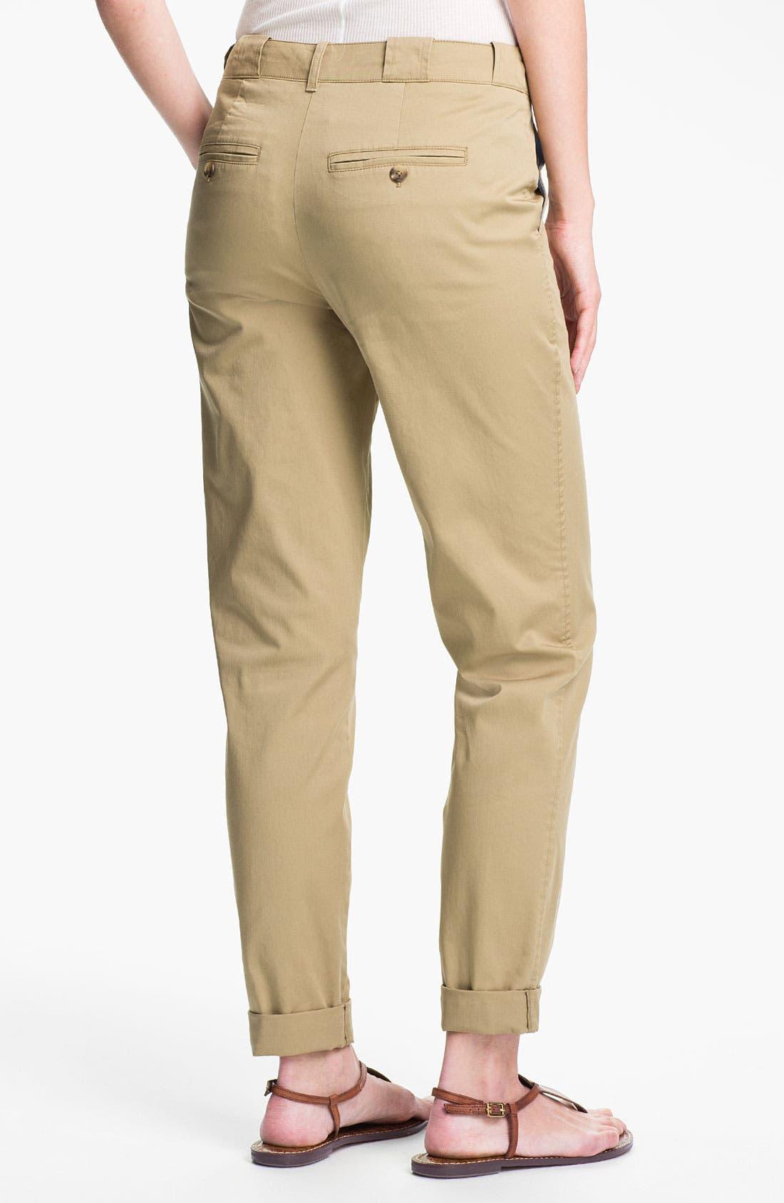 Alternate Image 2  - Vince Boyfriend Pants