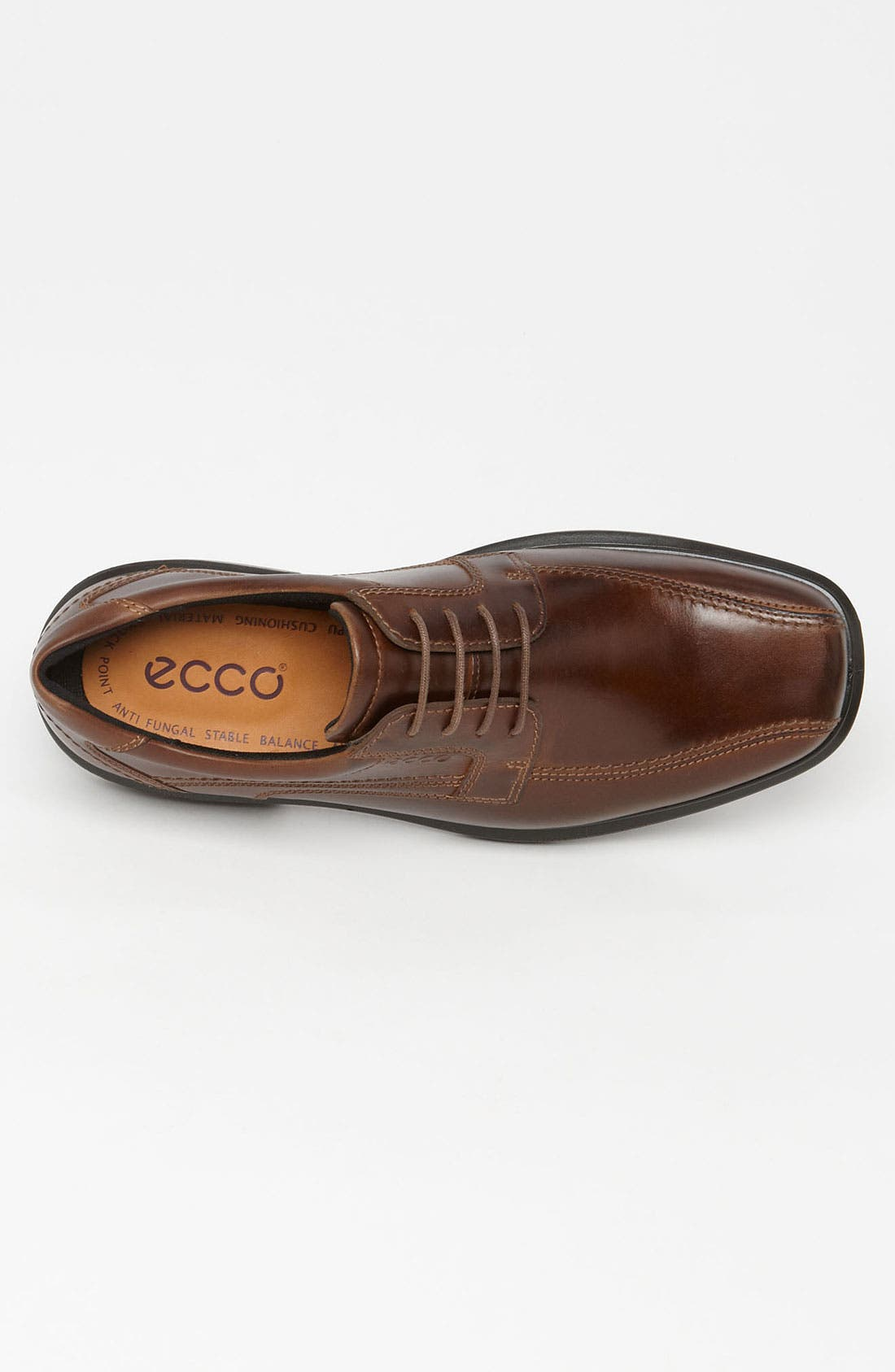 Alternate Image 3  - ECCO 'Helsinki' Square Bike Toe Oxford (Men)