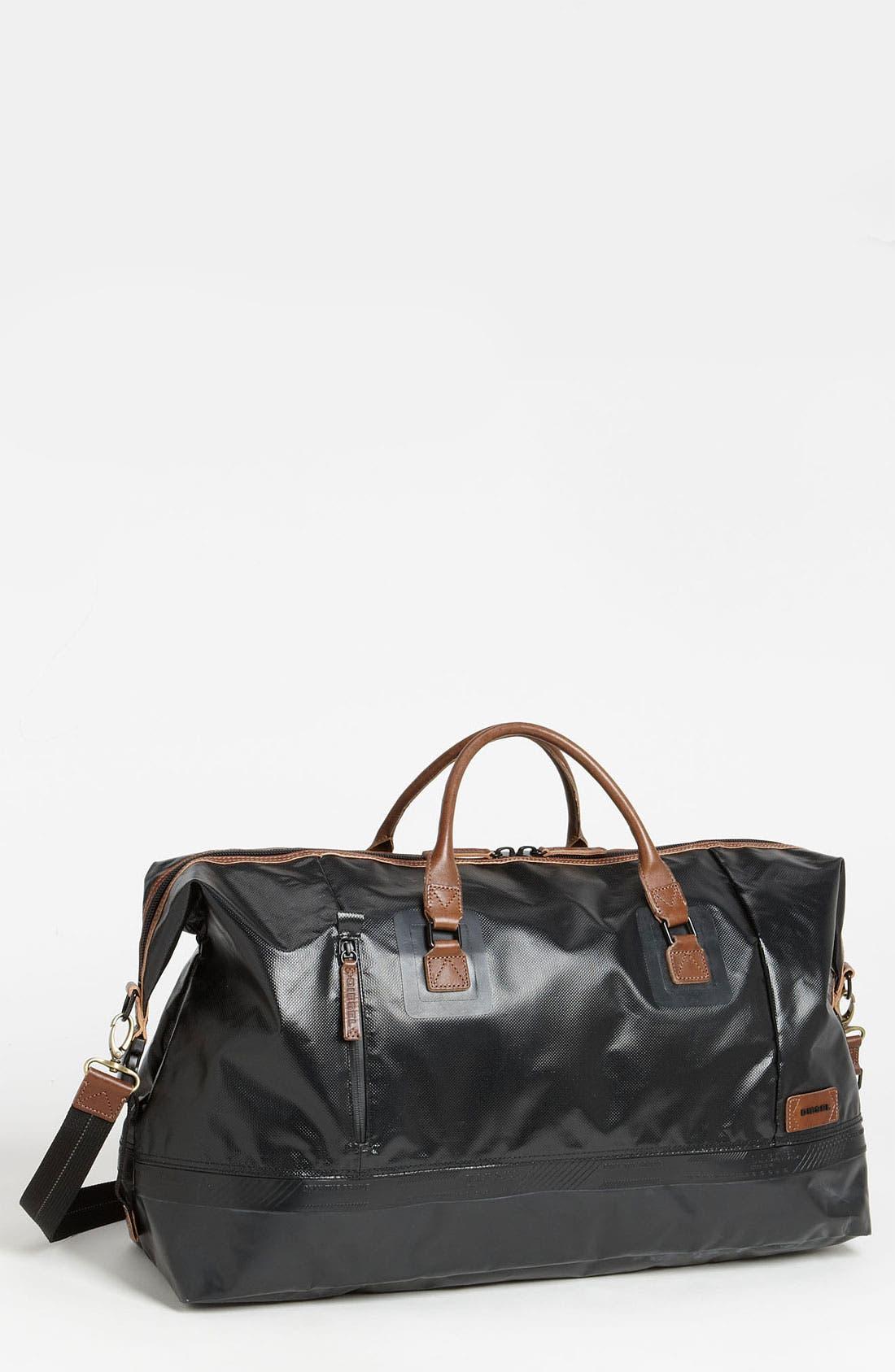 Alternate Image 1 Selected - DIESEL® 'Dive In' Duffel Bag