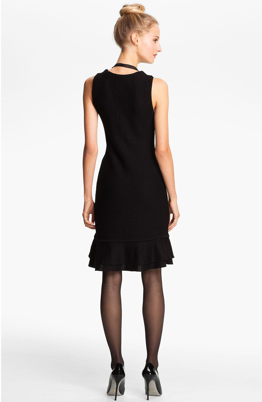 Alternate Image 3  - Mcginn Sweater Dress with Detachable Necklace