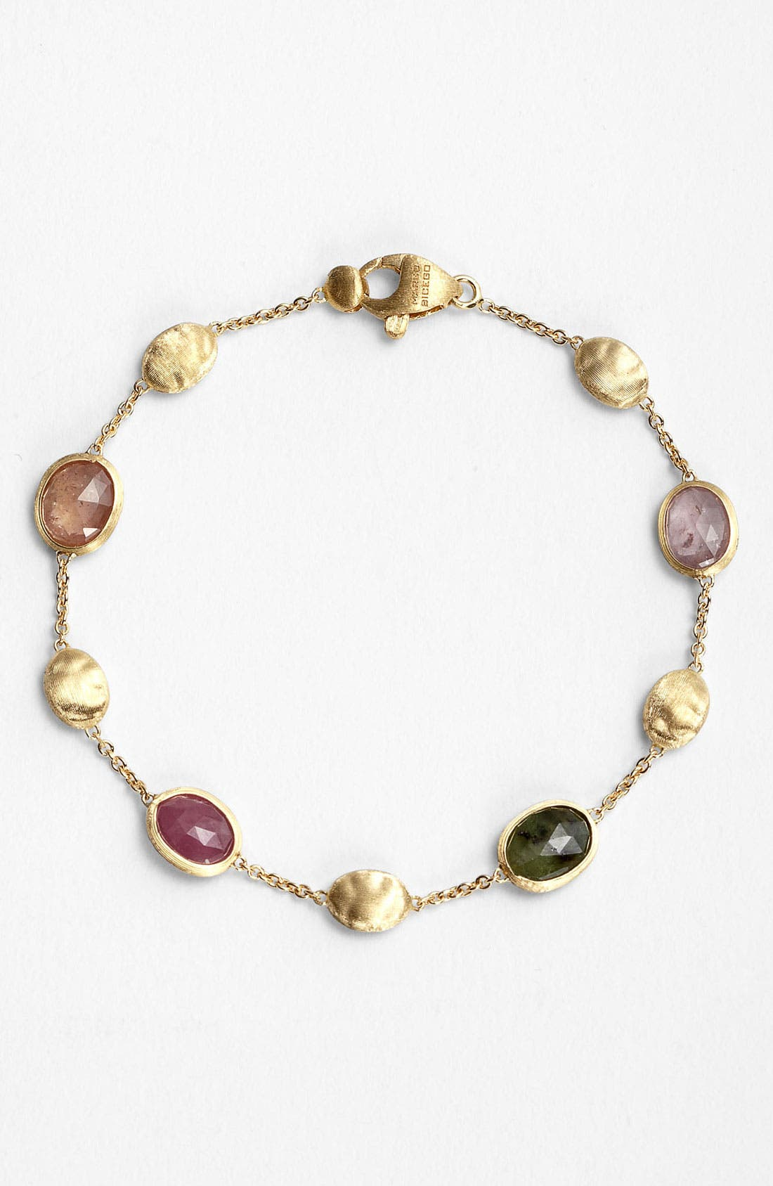 Alternate Image 1 Selected - Marco Bicego 'Siviglia' Sapphire Station Bracelet
