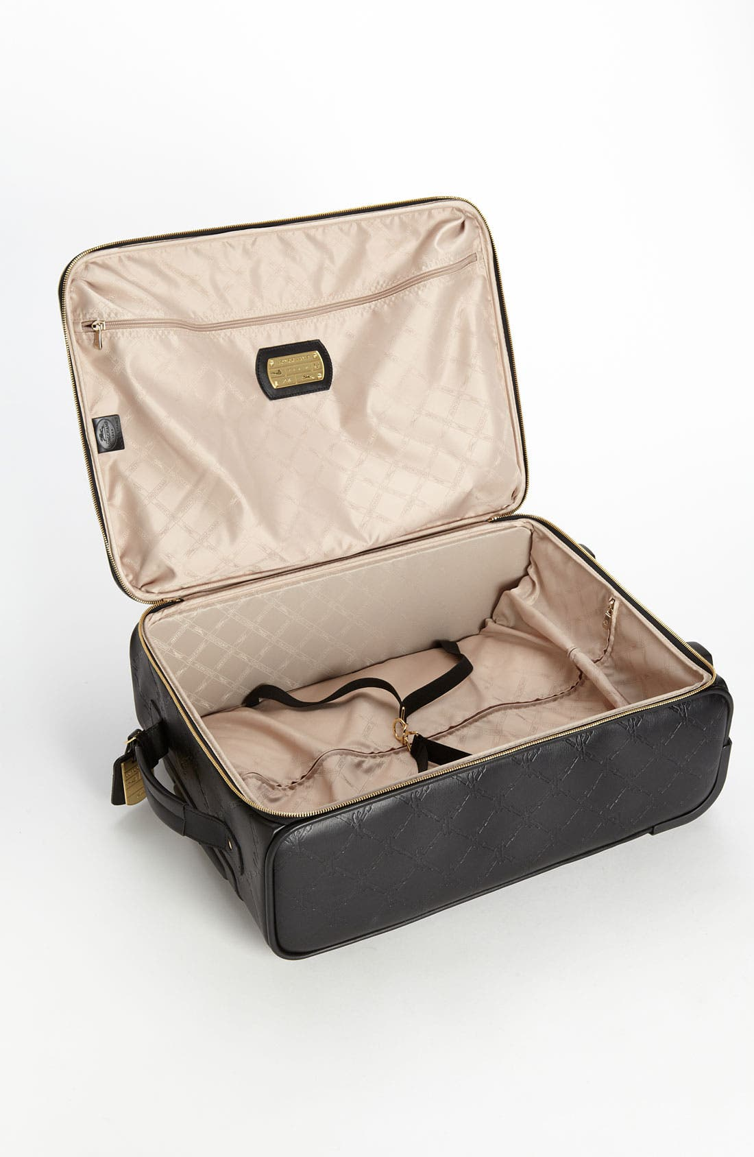 Alternate Image 3  - Longchamp 'LM Cuir' Wheeled Suitcase