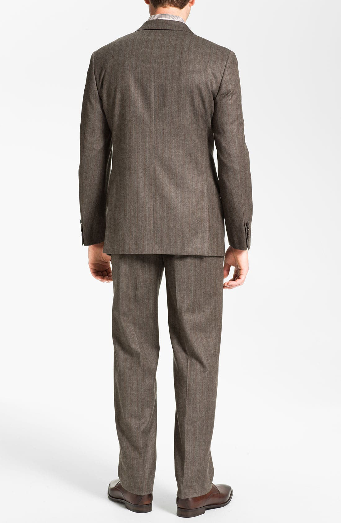 Alternate Image 3  - Joseph Abboud 'Profile' Stripe Wool Suit