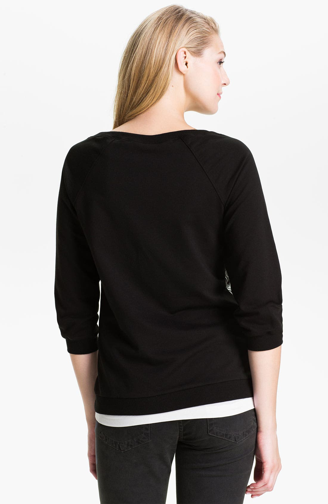 Alternate Image 2  - KUT from the Kloth 'Sherry' Top (Online Exclusive)