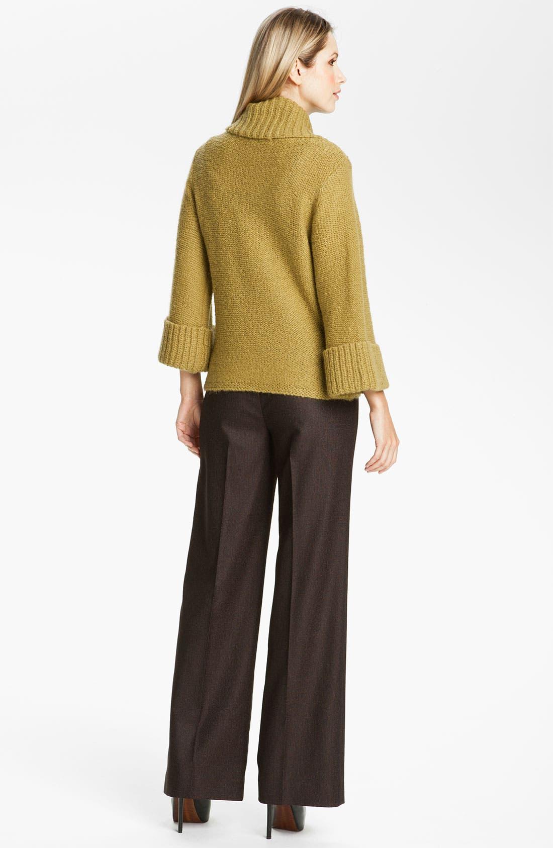 Alternate Image 5  - Classiques Entier® 'Mousse' Cowl Neck Sweater