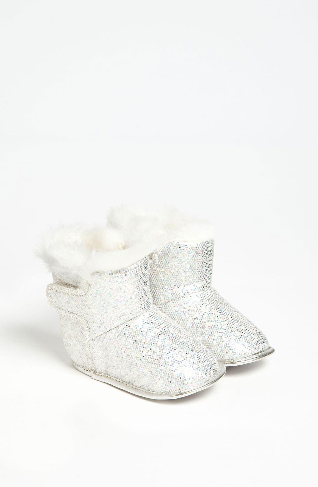 Main Image - Stuart Weitzman 'Baby Snow' Bootie (Baby)