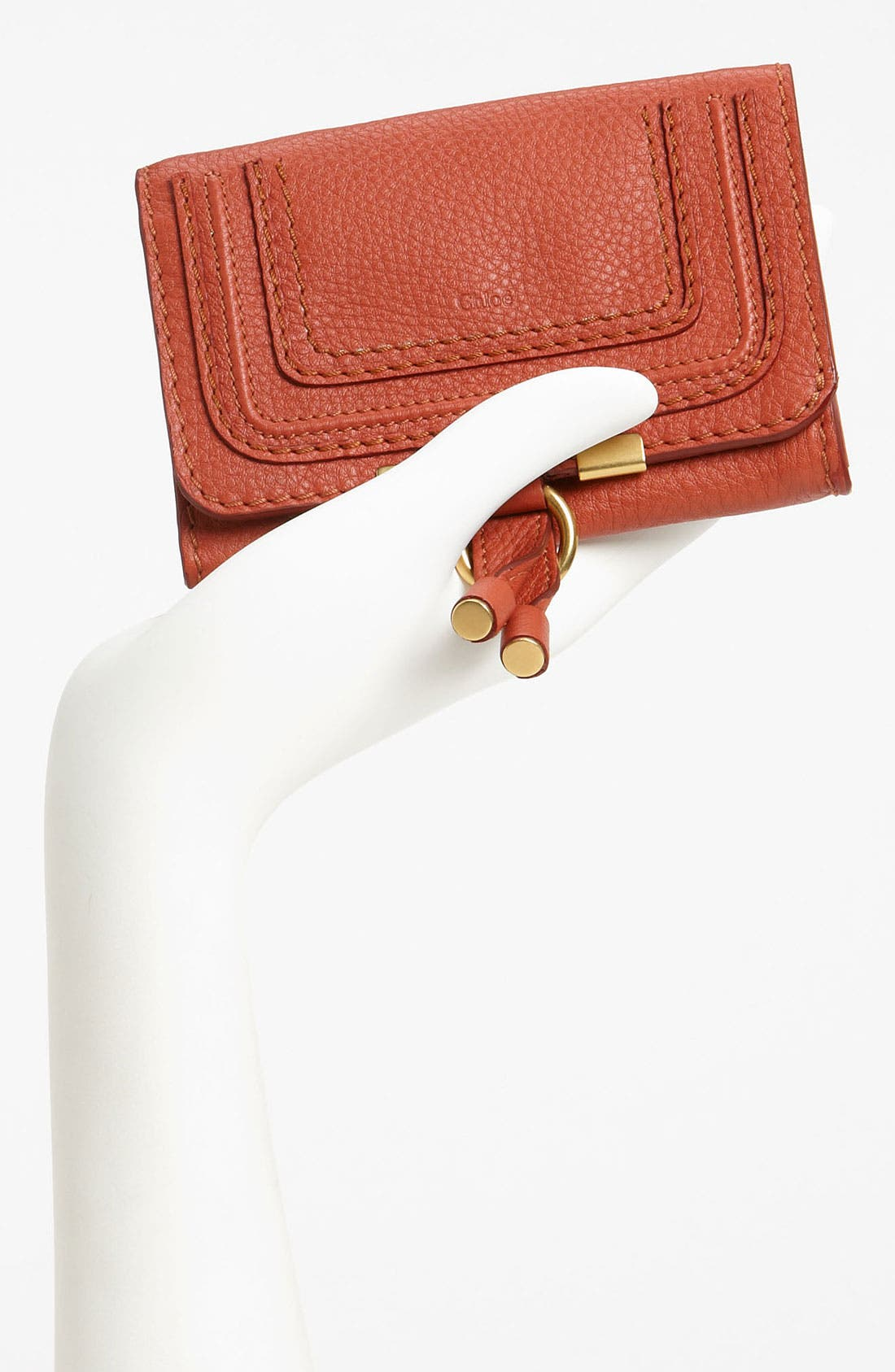 Alternate Image 2  - Chloé 'Marcie' Leather Wallet