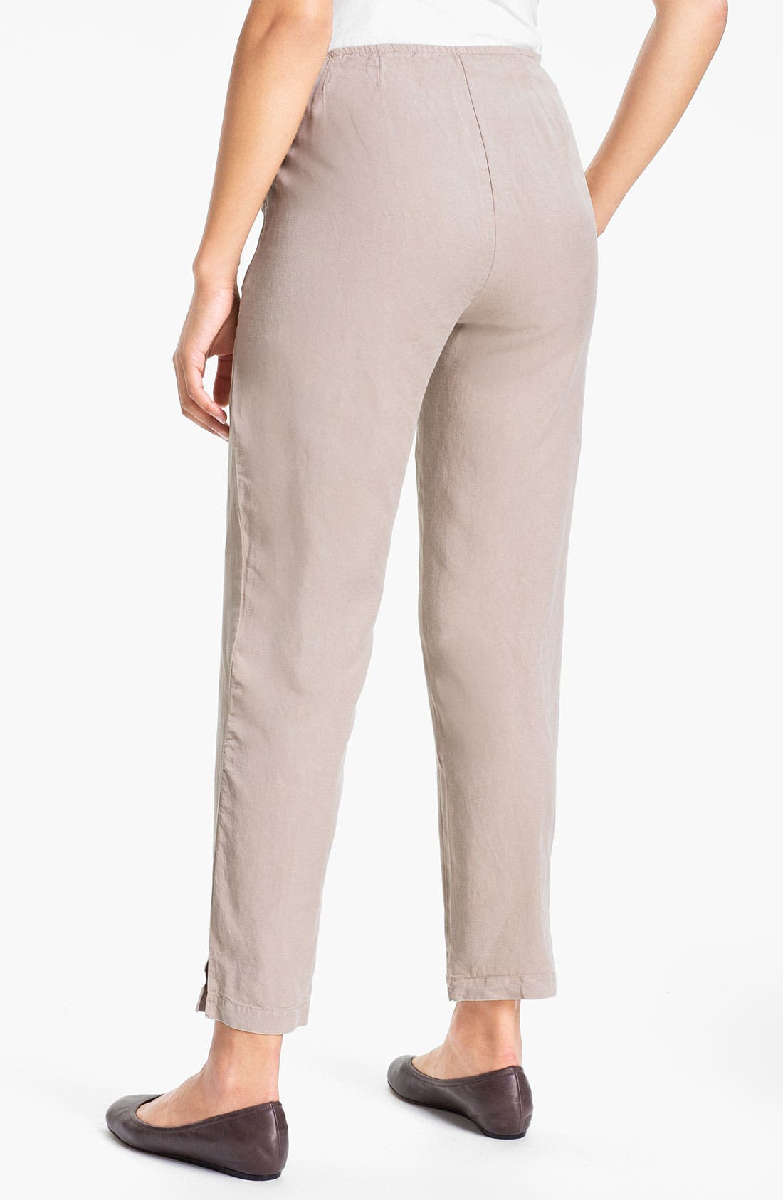 Alternate Image 2  - Eileen Fisher Slim Ankle Pants
