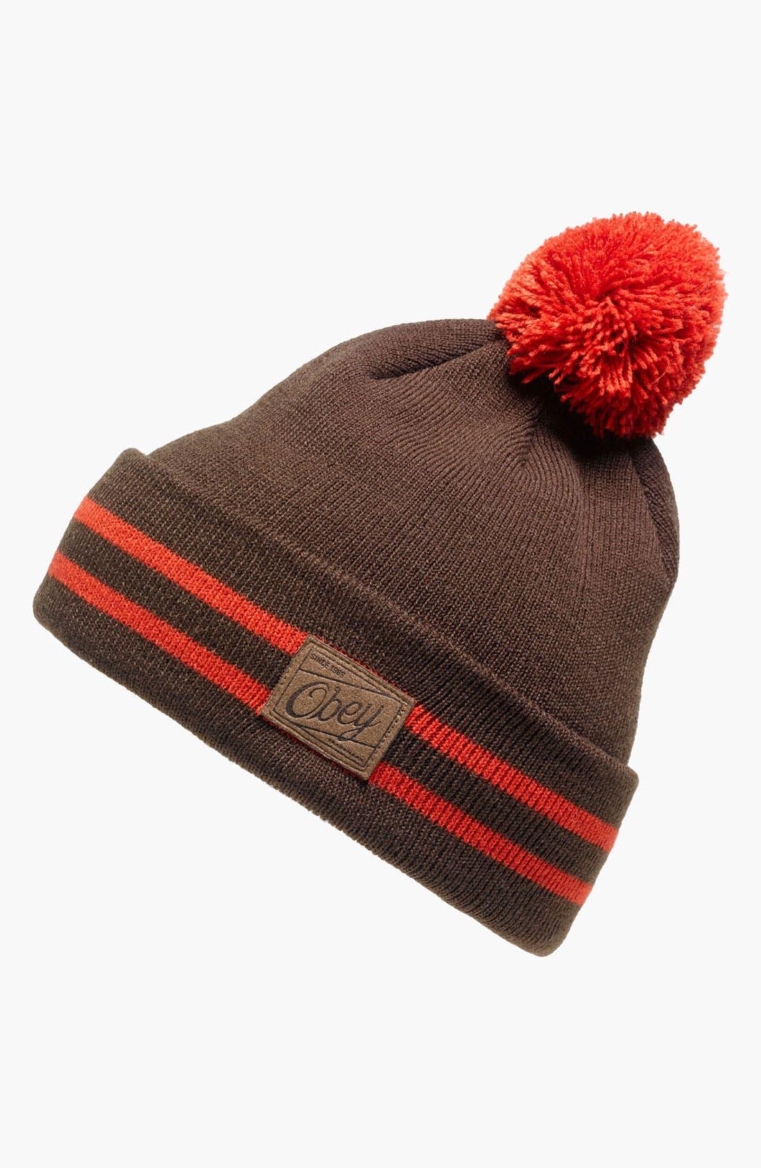 Alternate Image 1 Selected - Obey 'Tilden' Knit Cap