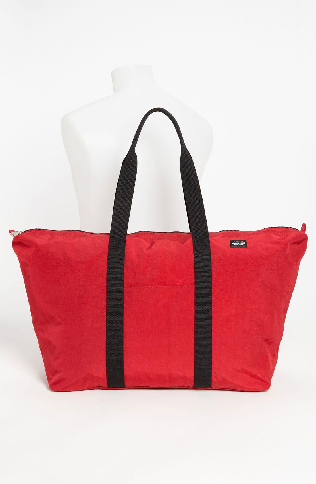 Alternate Image 4  - Jack Spade Packable Duffel Bag