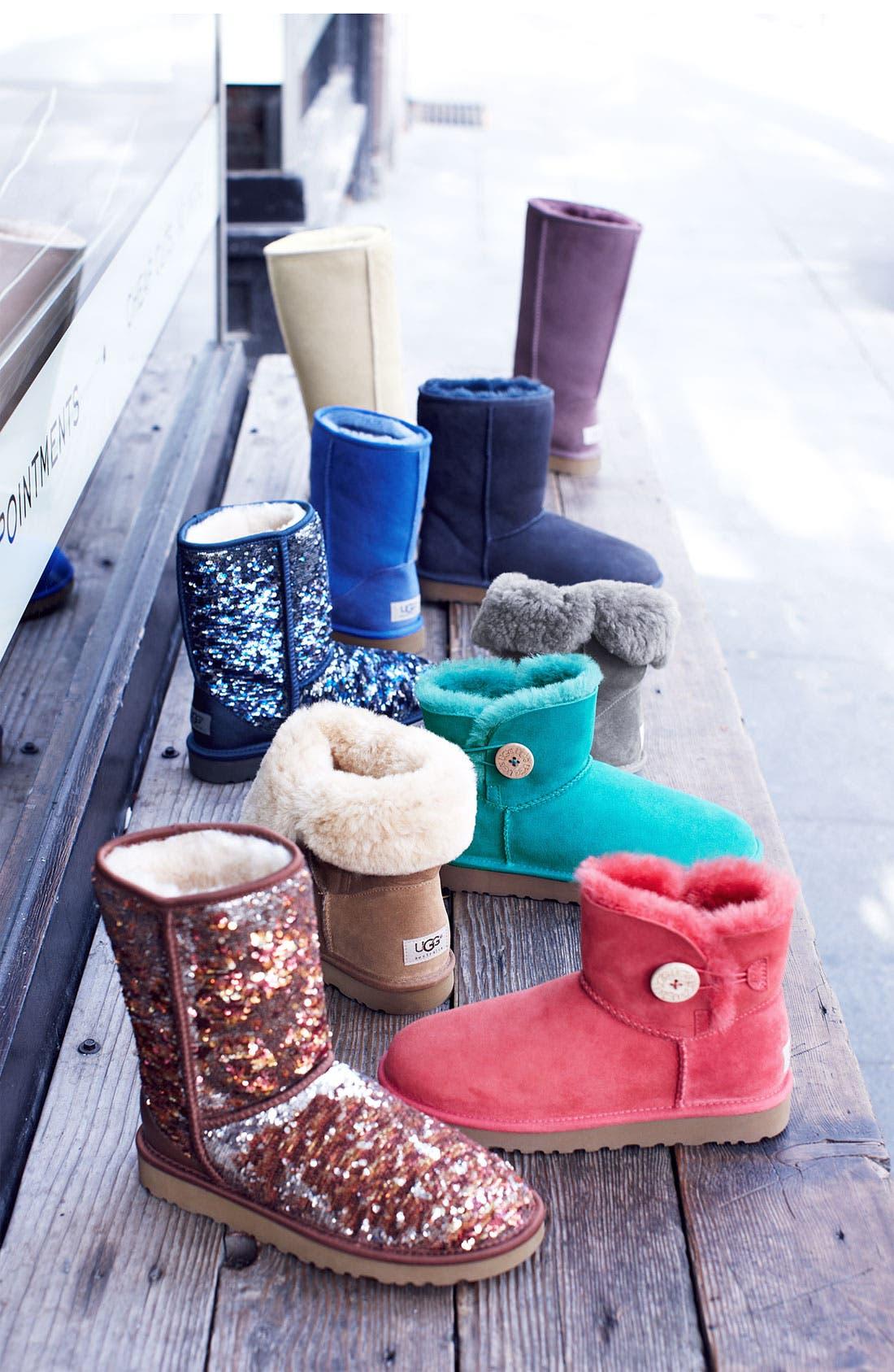 Alternate Image 18  - UGG® 'Classic Short' Boot (Women)
