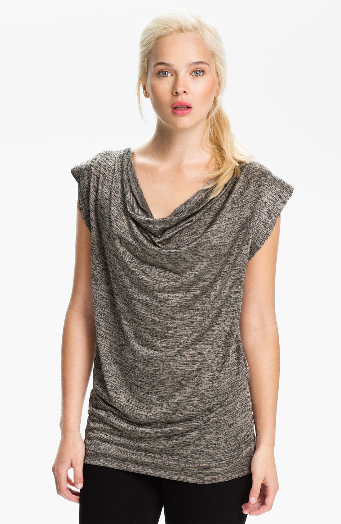 Alternate Image 1 Selected - Soft Joie 'Larinna' Draped Top