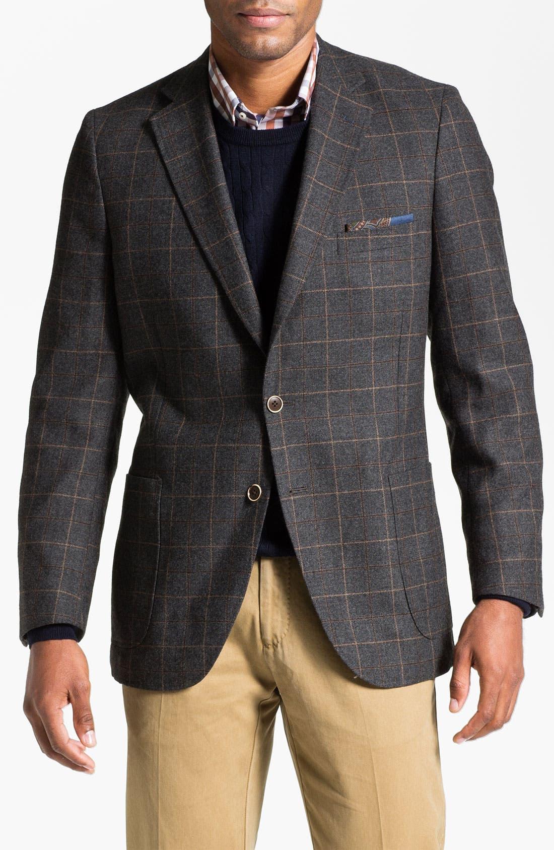 Alternate Image 1 Selected - Peter Millar Sportcoat