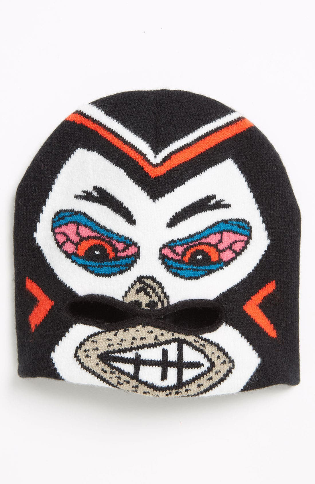 Main Image - Volcom 'Make A Face' Beanie (Big Boys)