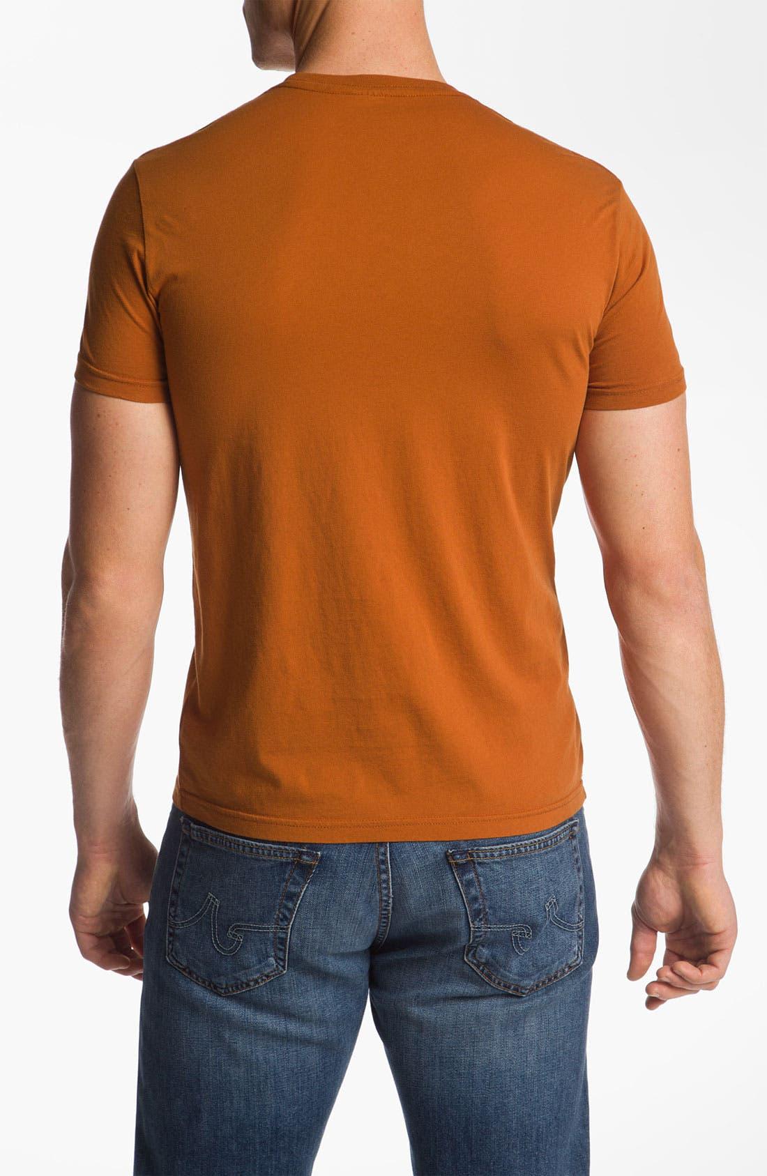 Alternate Image 2  - The Original Retro Brand 'Texas Longhorns' T-Shirt