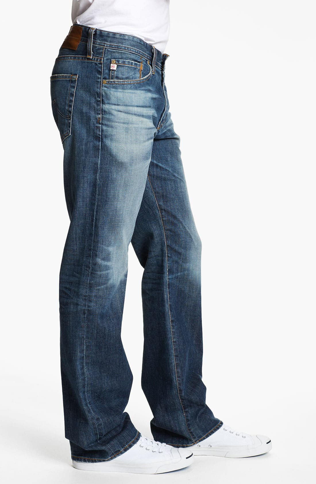Alternate Image 3  - AG Jeans 'Protégé' Straight Leg Jeans (Eleven Year)