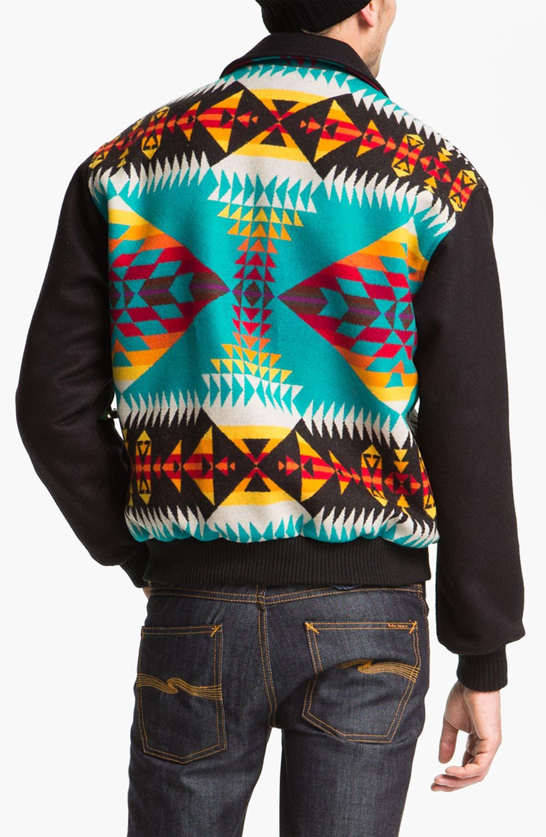Alternate Image 2  - Pendleton 'Big Horn' Wool Blend Jacket