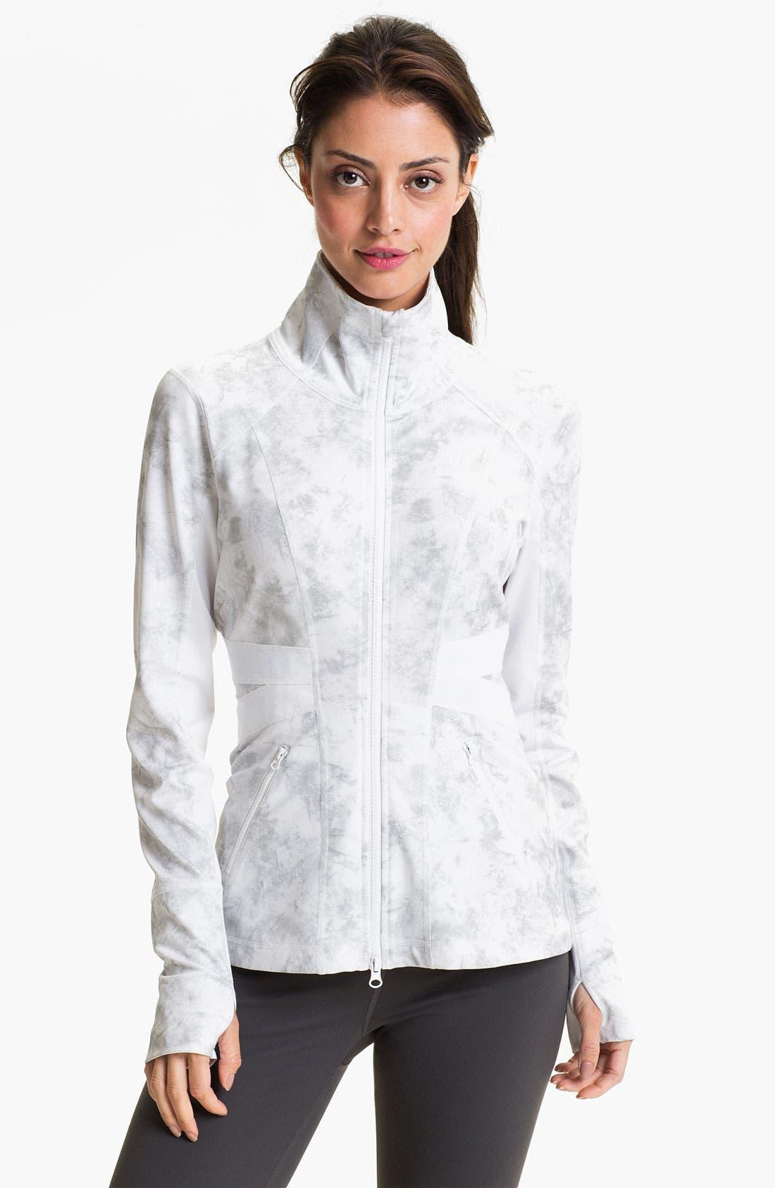 Alternate Image 1 Selected - Zella 'Karin' Fitted Jacket