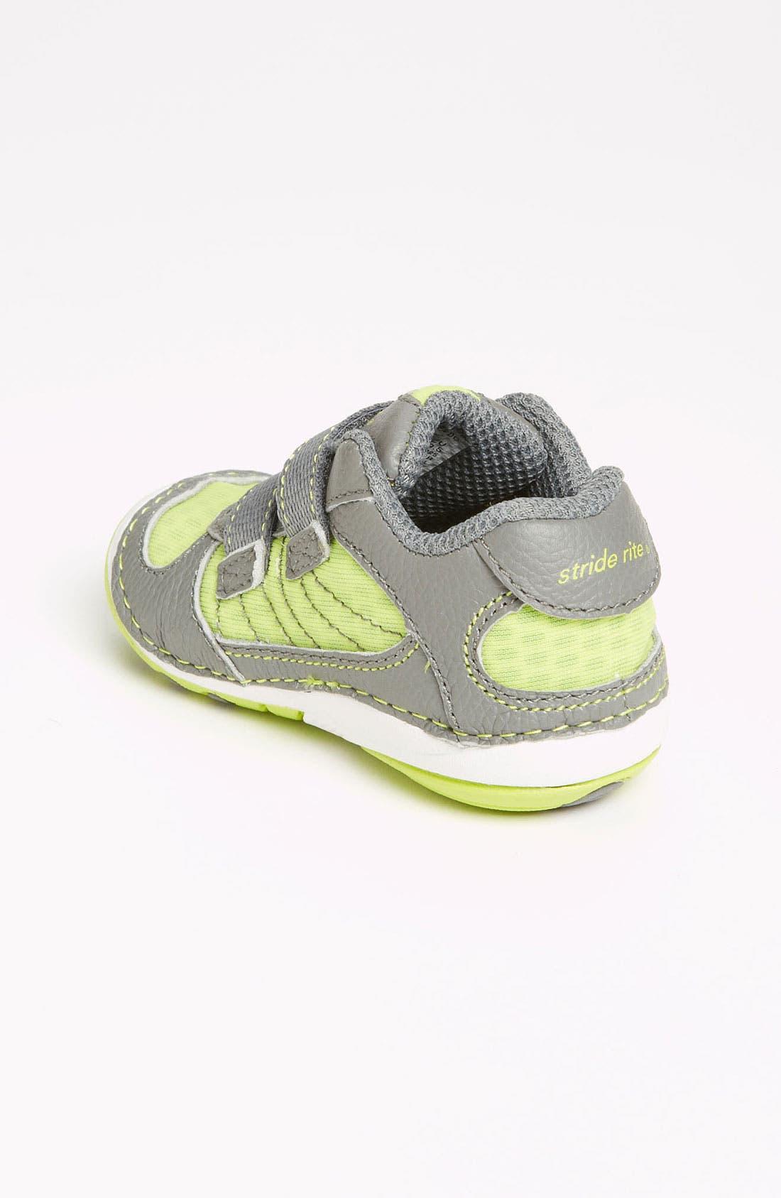 Alternate Image 2  - Stride Rite 'Ronaldo' Sneaker (Baby & Walker)