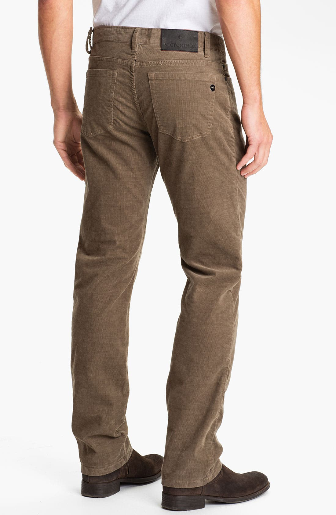 Alternate Image 2  - Victorinox Swiss Army® 'Berne' Corduroy Pants