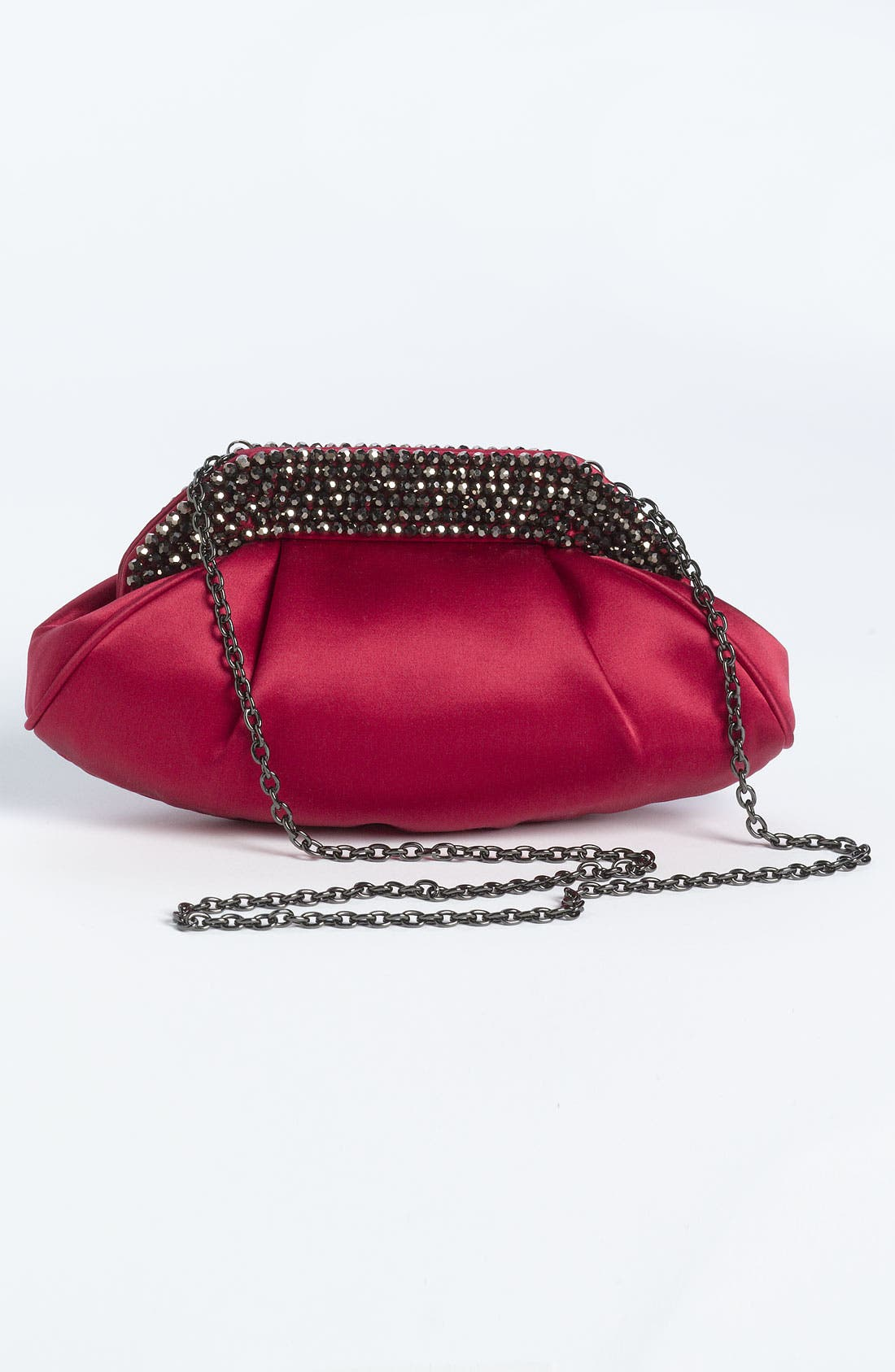 Alternate Image 4  - Sondra Roberts Glass Bead Collar Clutch