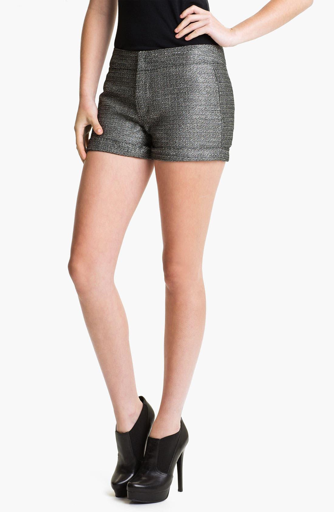 Alternate Image 1 Selected - Ella Moss 'Sylvia' Cuffed Shorts
