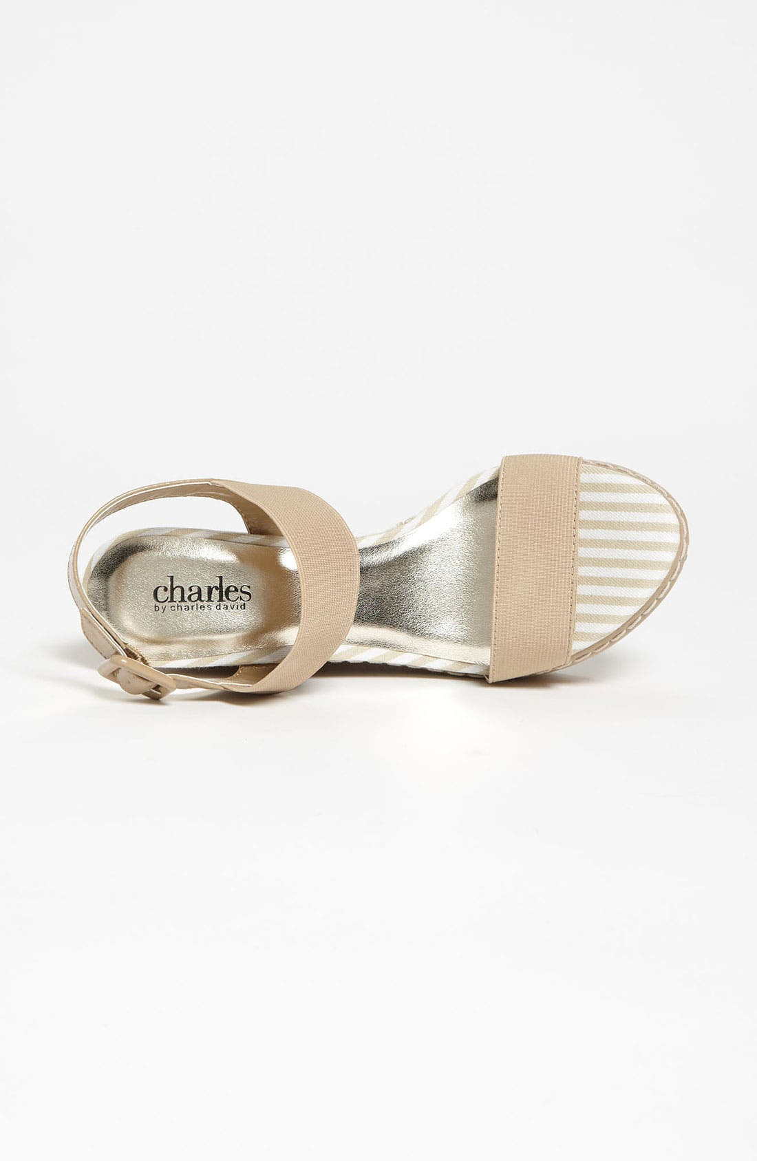 Alternate Image 3  - Charles by Charles David 'Tapia' Wedge Sandal (Online Only)