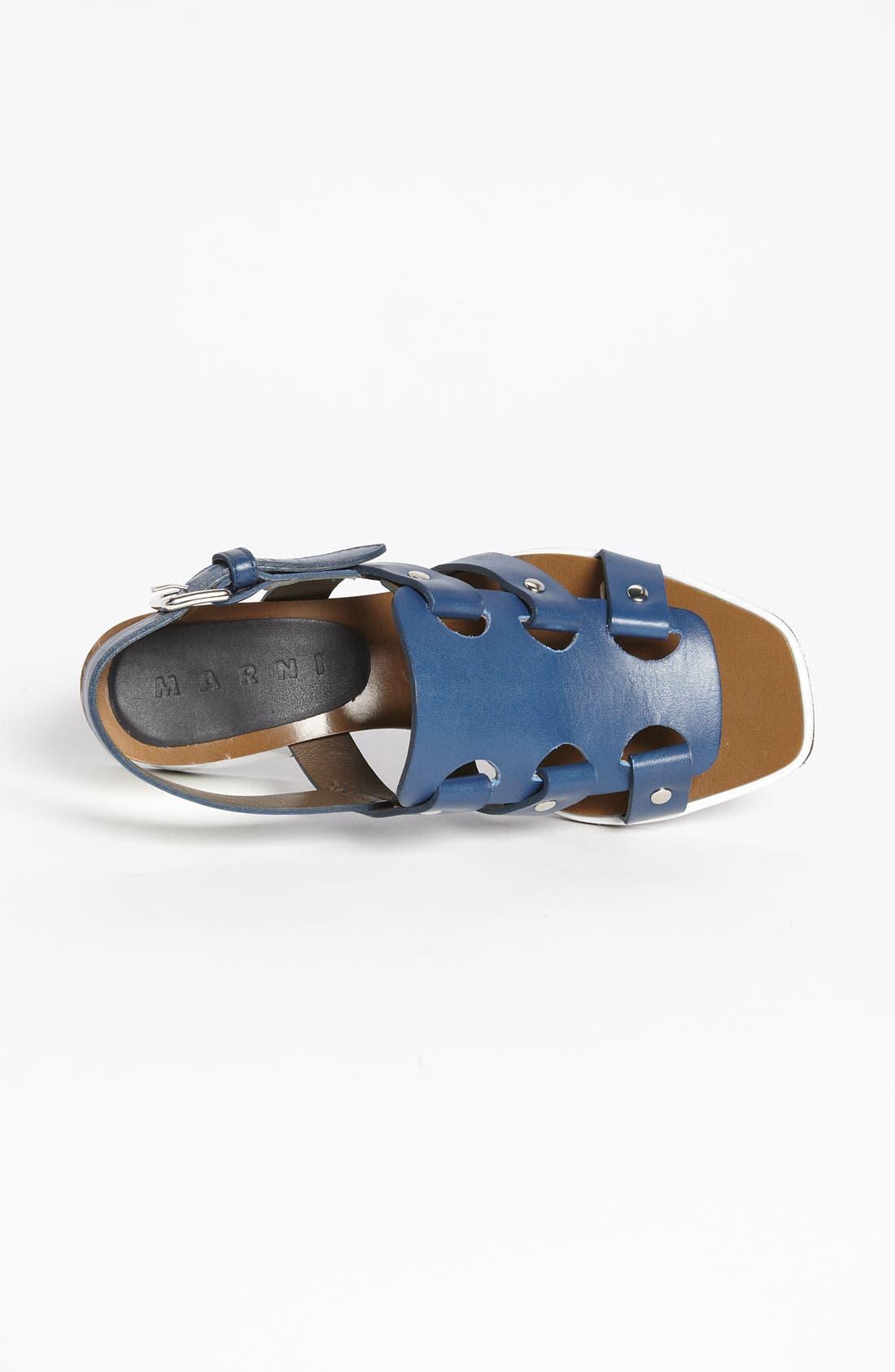 Alternate Image 3  - Marni Block Heel Sandal
