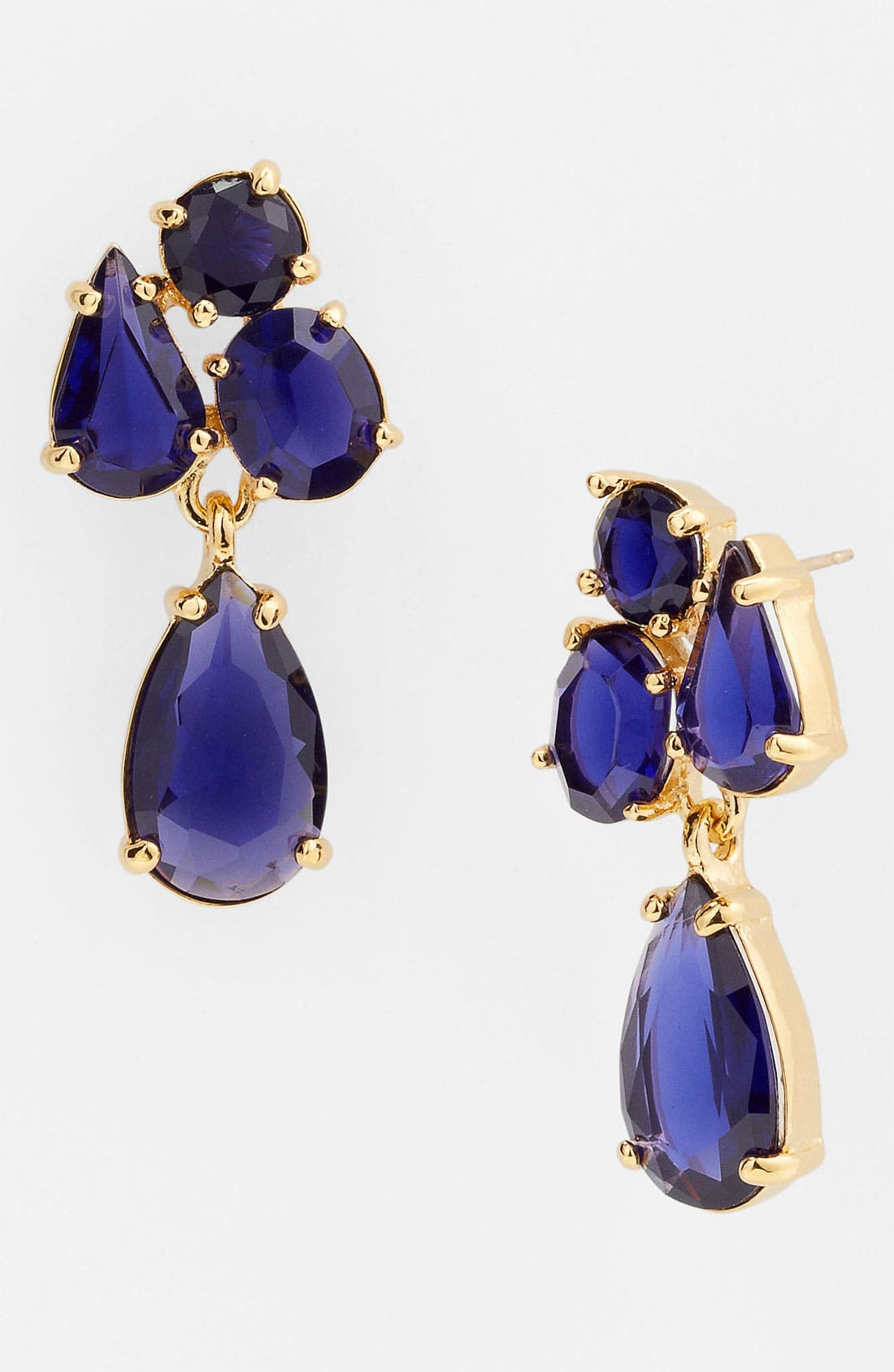 Main Image - kate spade new york 'fragment' drop earrings