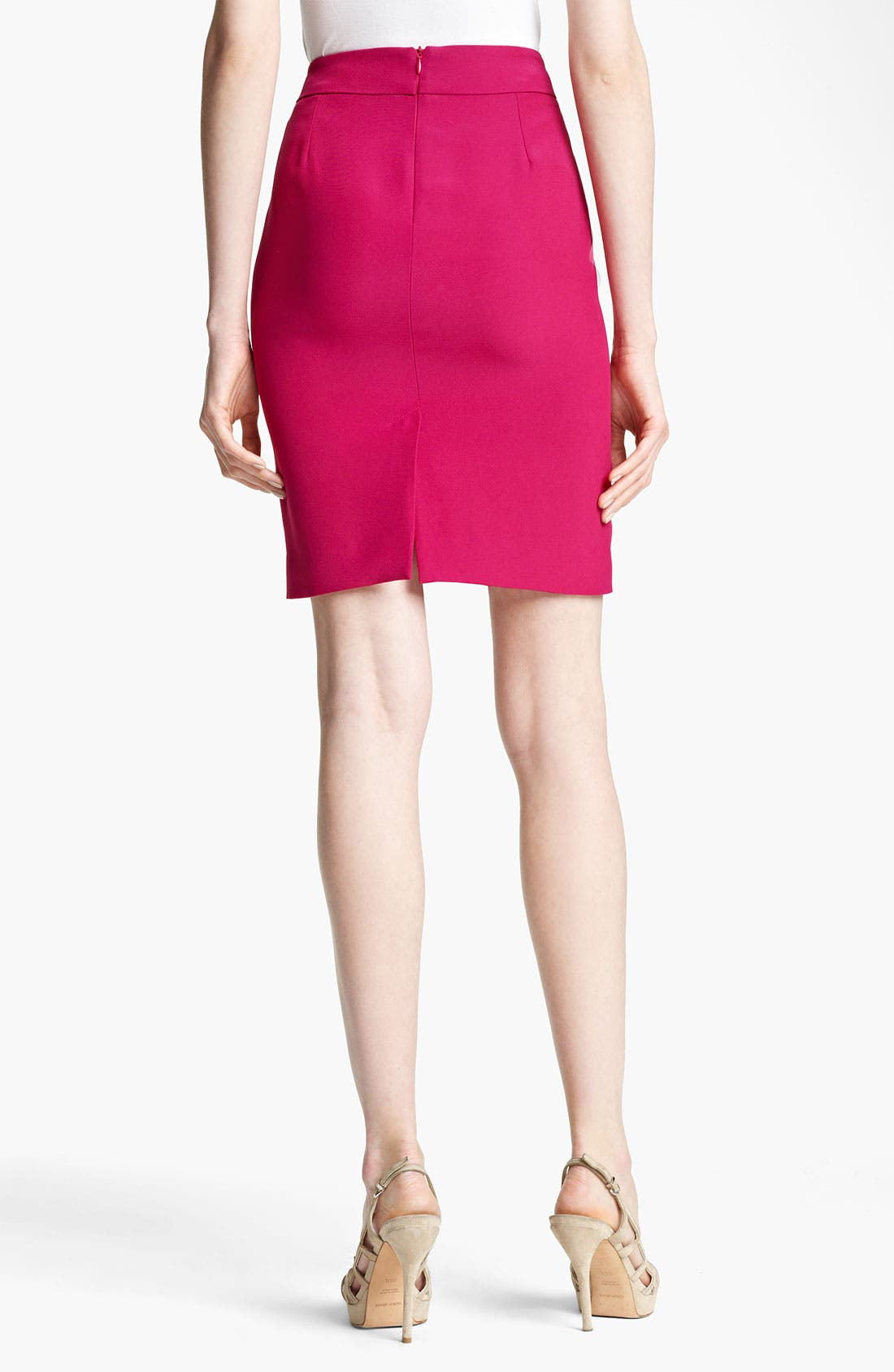 Alternate Image 2  - Armani Collezioni Cady Skirt