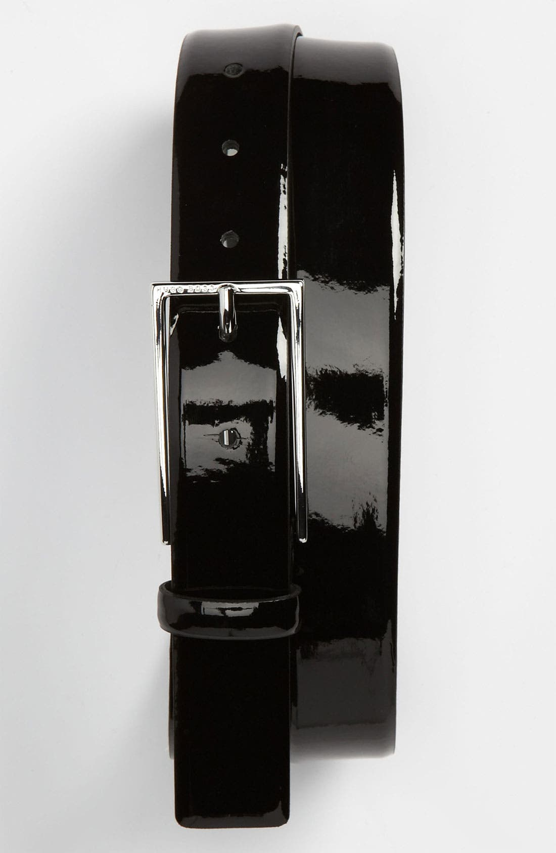 Alternate Image 1 Selected - BOSS Black 'Cristano' Belt