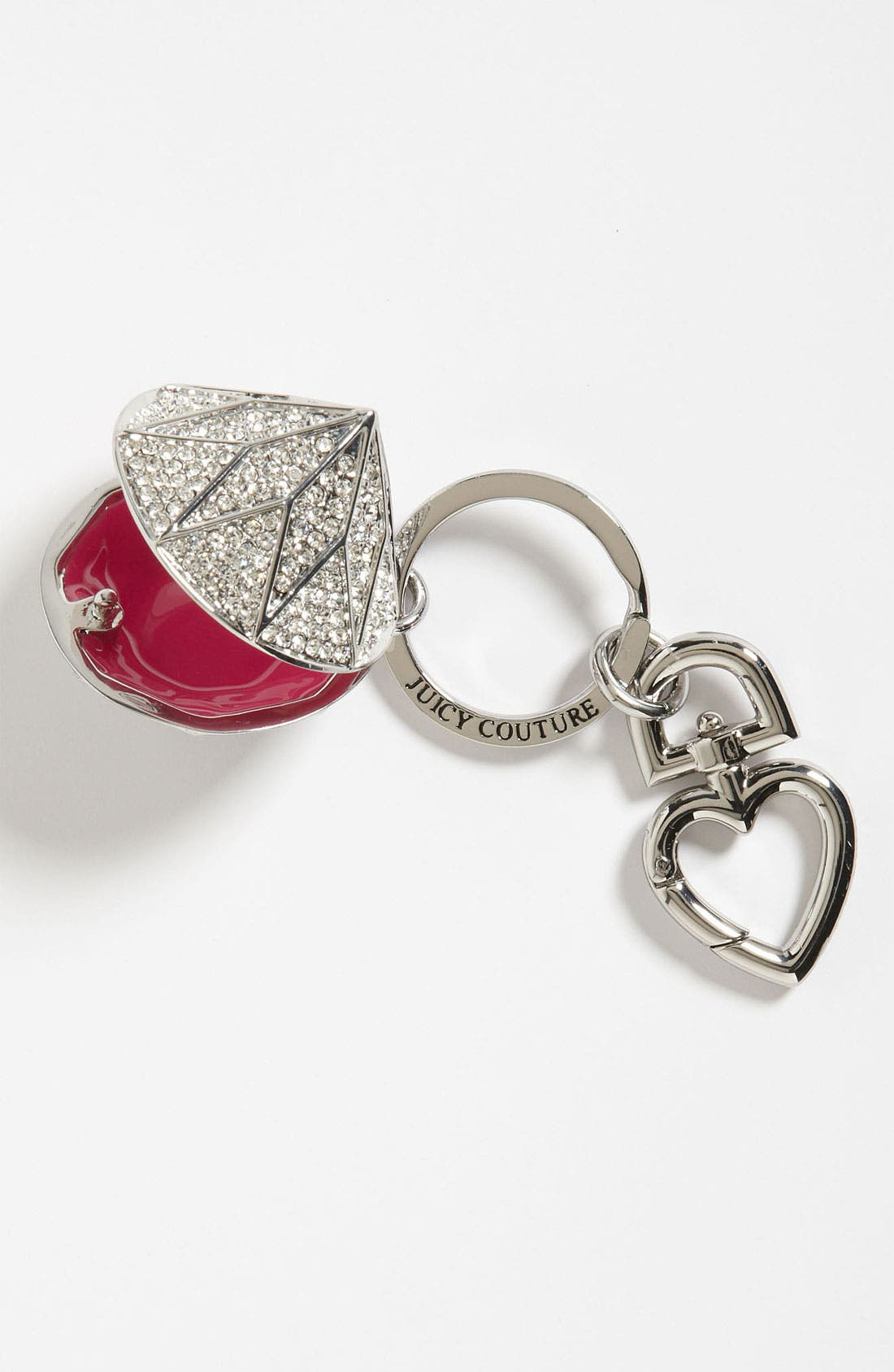 Alternate Image 2  - Juicy Couture Key Ring