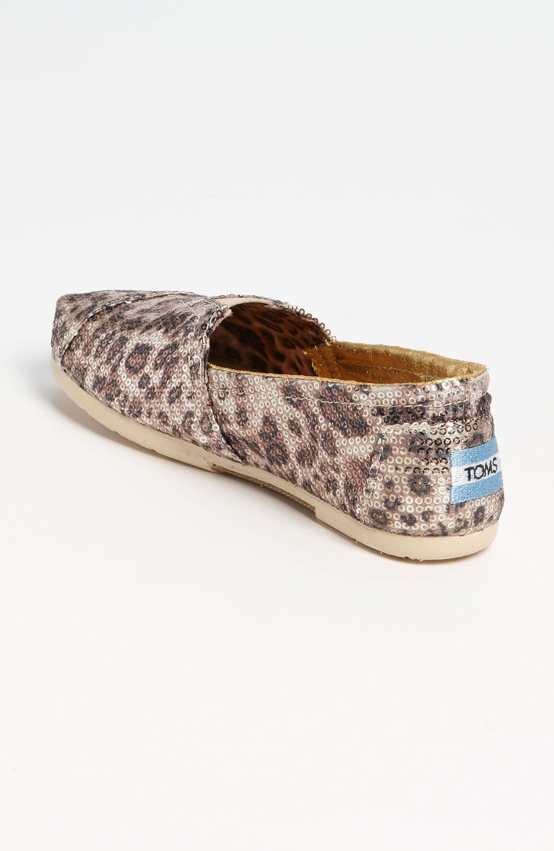 Alternate Image 2  - TOMS+ 'Classic - Gold' Slip-On (Women)