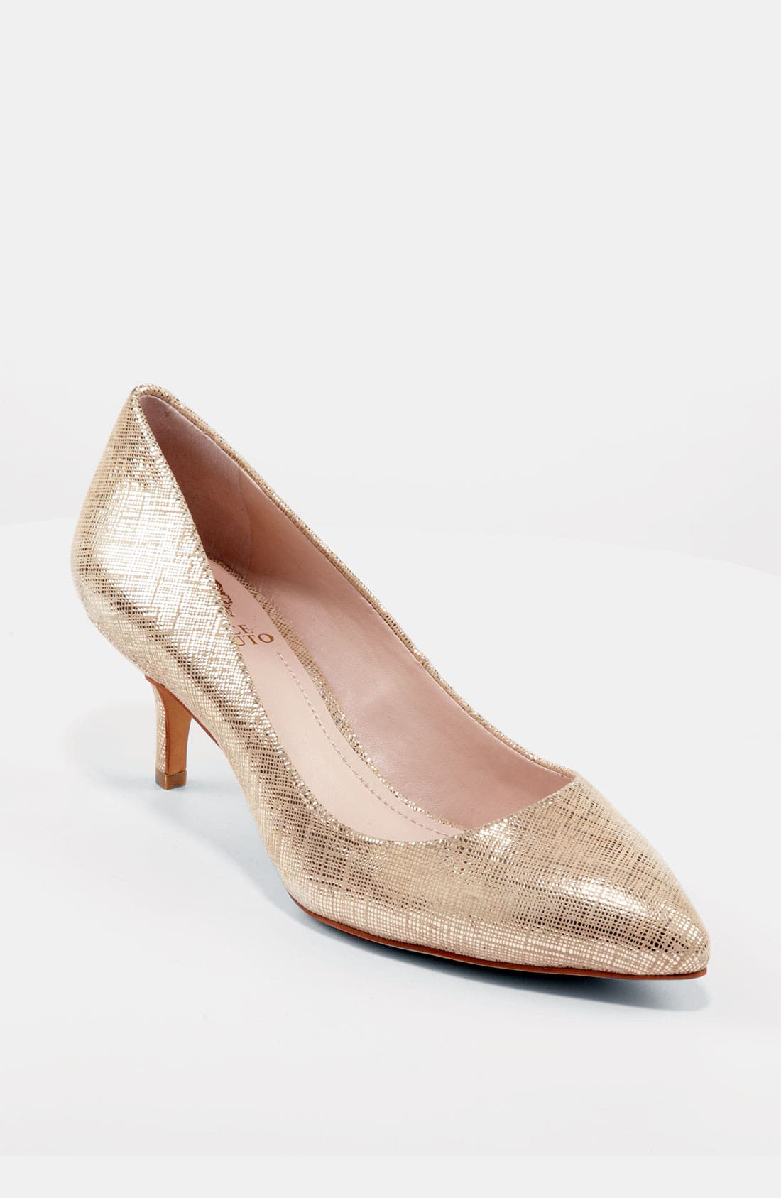 Alternate Image 1 Selected - Vince Camuto 'Goldie' Pump
