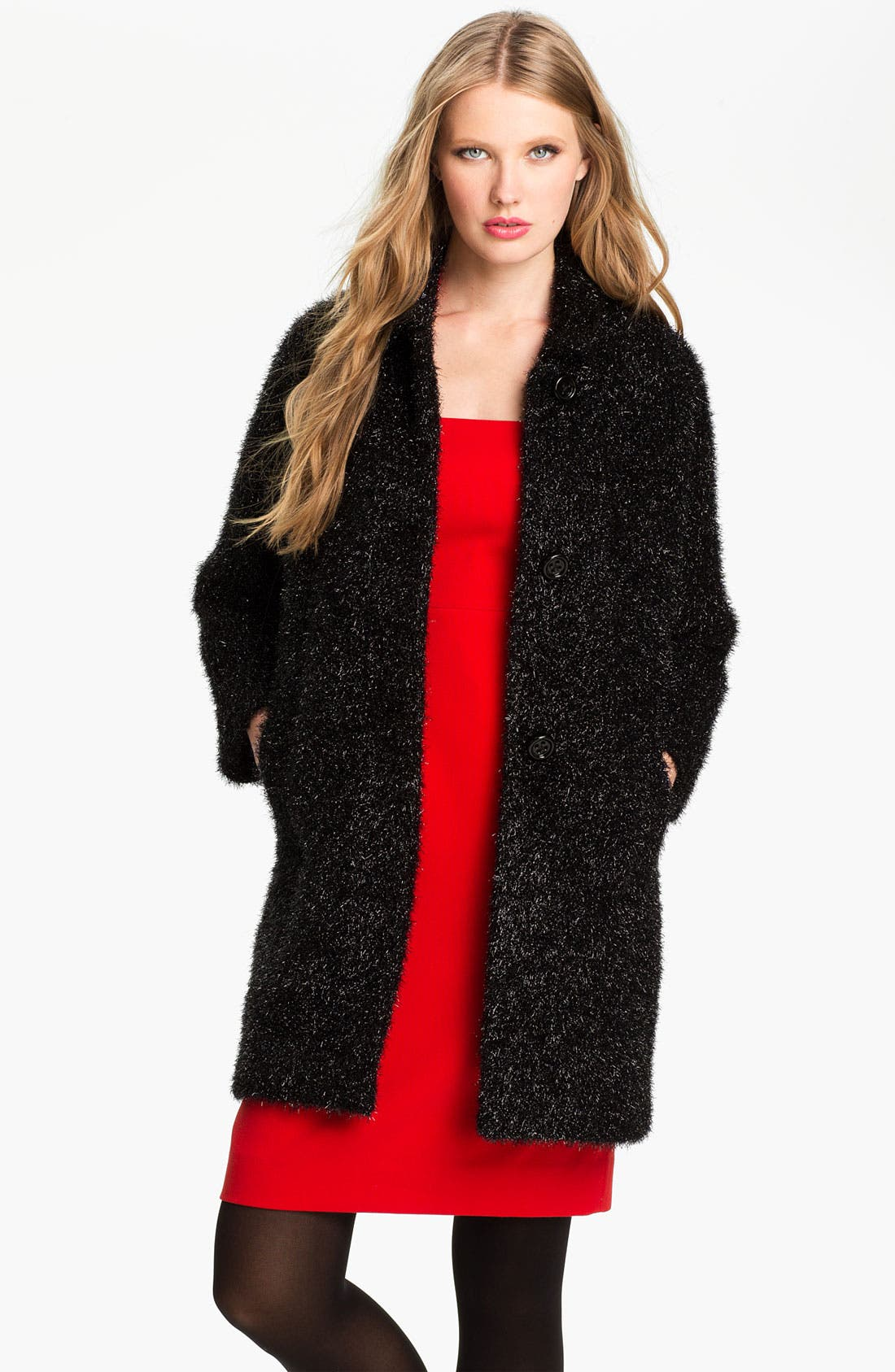 Alternate Image 1 Selected - kate spade new york 'linda' coat