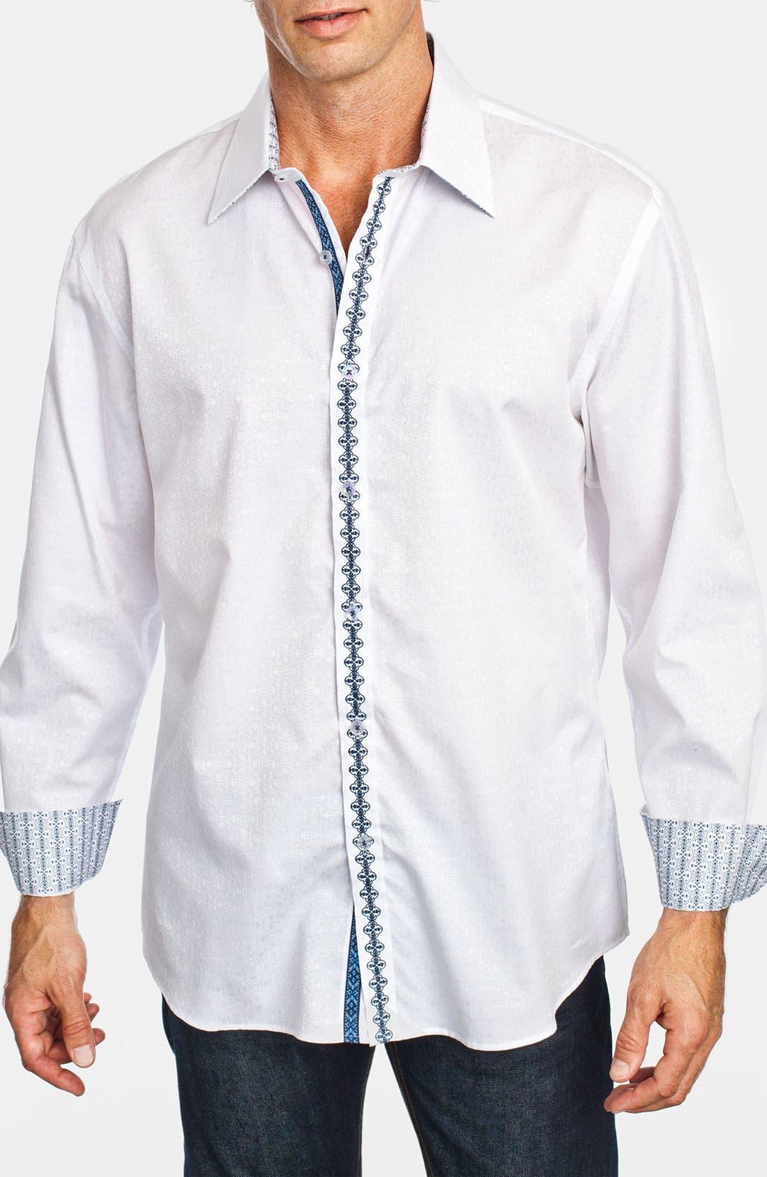 Alternate Image 1 Selected - Zagiri 'Coming Home' Sport Shirt