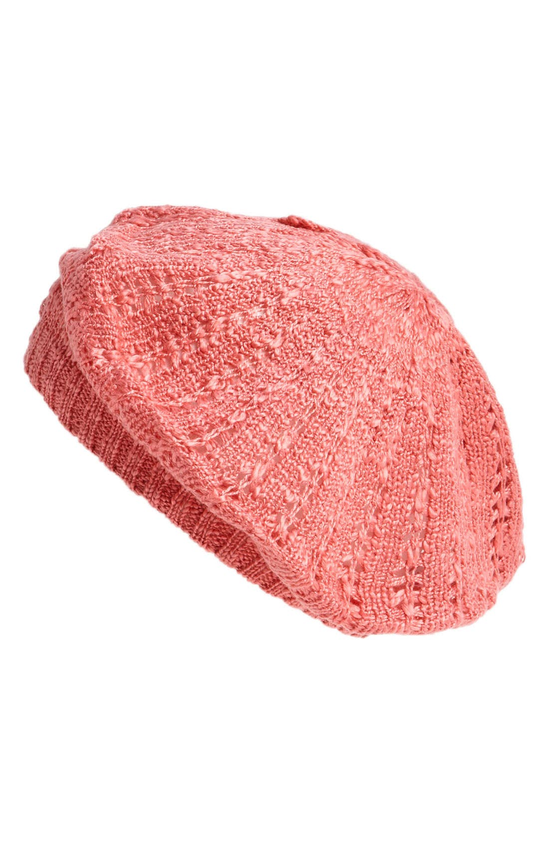 Alternate Image 1 Selected - BP. Featherweight Knit Beret