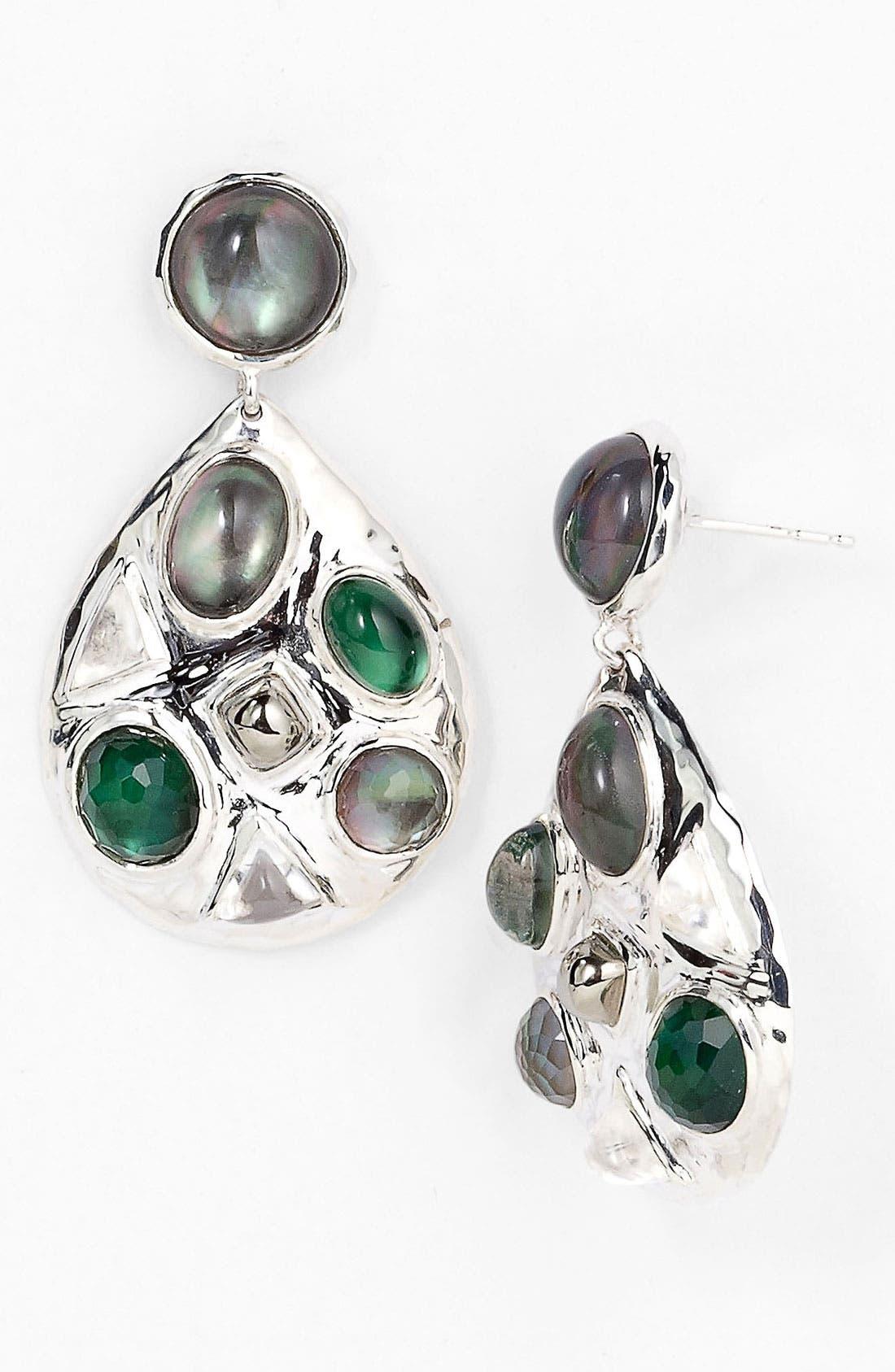 Alternate Image 1 Selected - Ippolita Mosaic Teardrop Earrings (Nordstrom Exclusive)