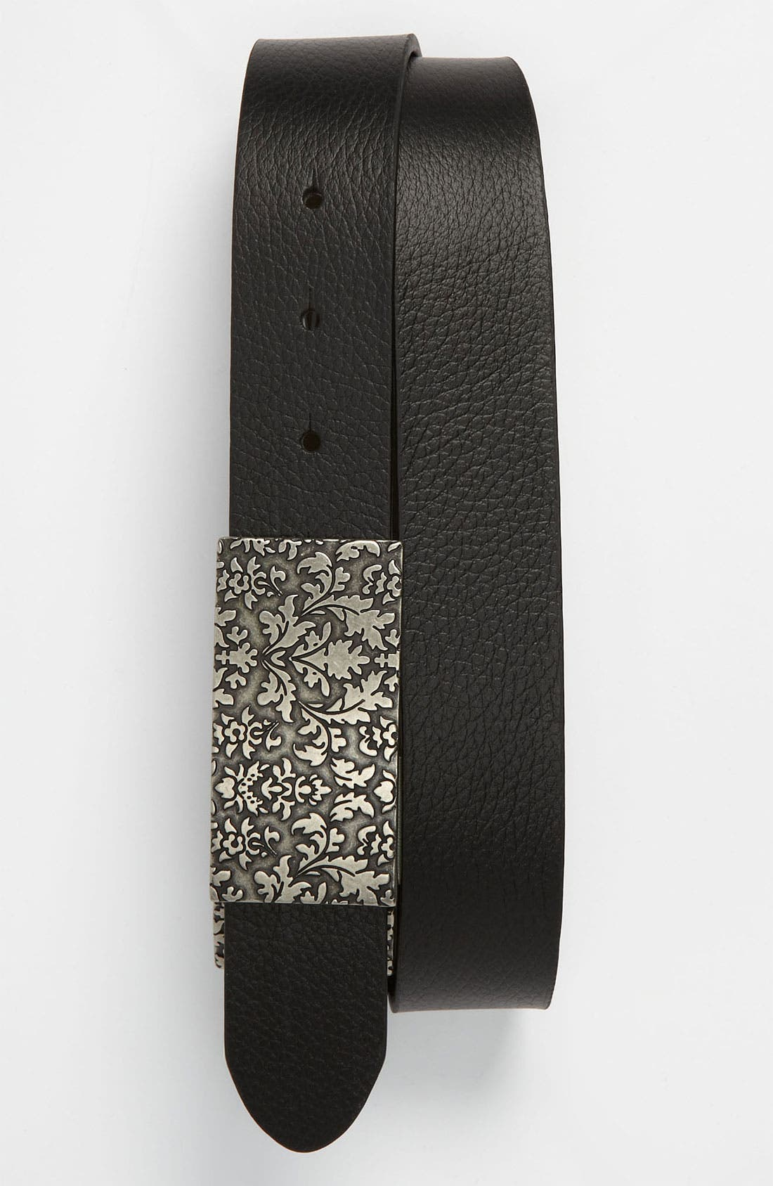 Main Image - Robert Graham 'Mathis' Reversible Leather Belt