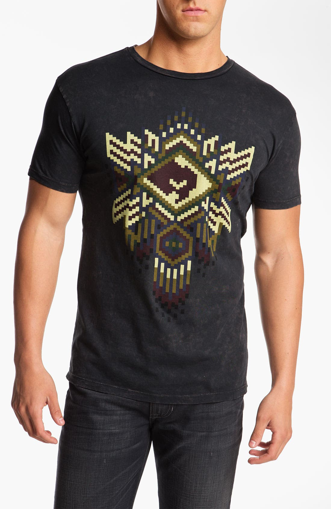 Alternate Image 1 Selected - Obey Pixel Graphic T-Shirt