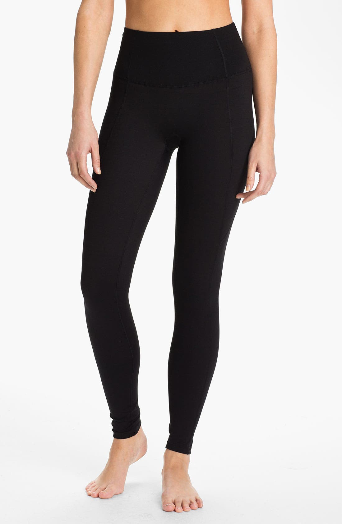 Alternate Image 1 Selected - SPANX® Shaping Compression Activewear Leggings