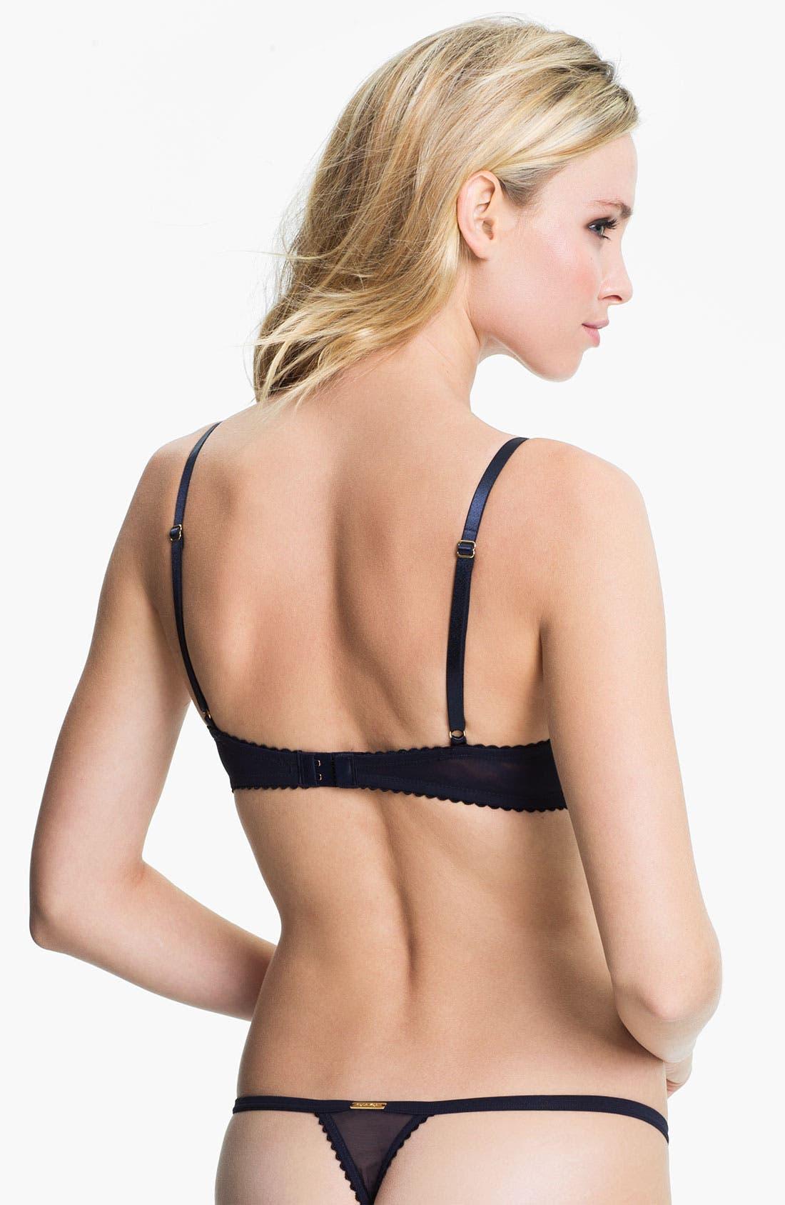 Alternate Image 3  - Calvin Klein Lace G-String