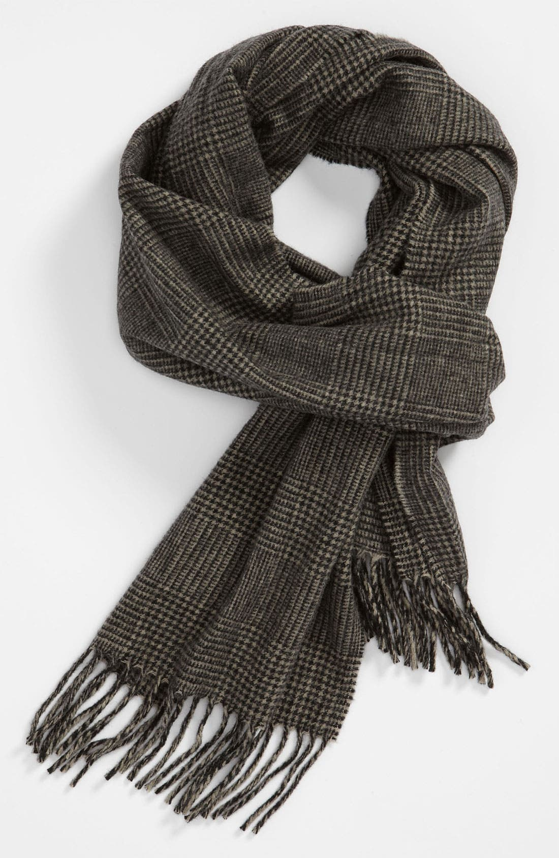 Alternate Image 1 Selected - John Varvatos Star USA Plaid Scarf