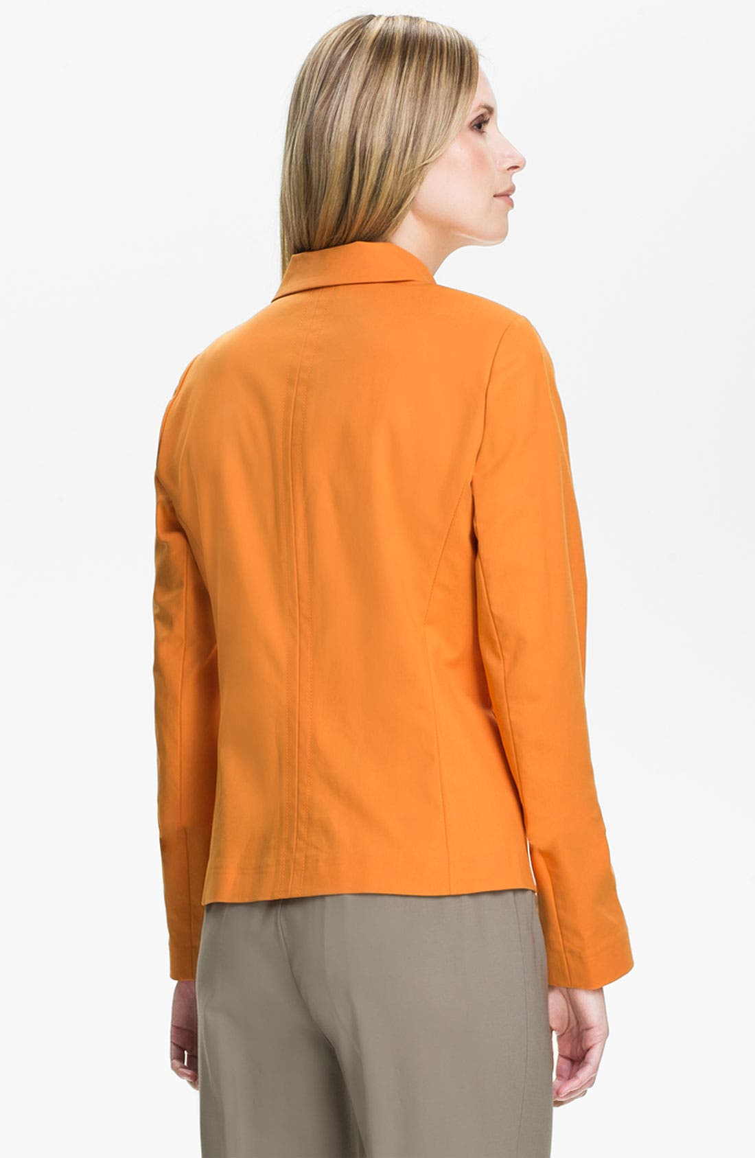 Alternate Image 2  - Lafayette 148 New York 'Francine Metropolitan Stretch' Jacket