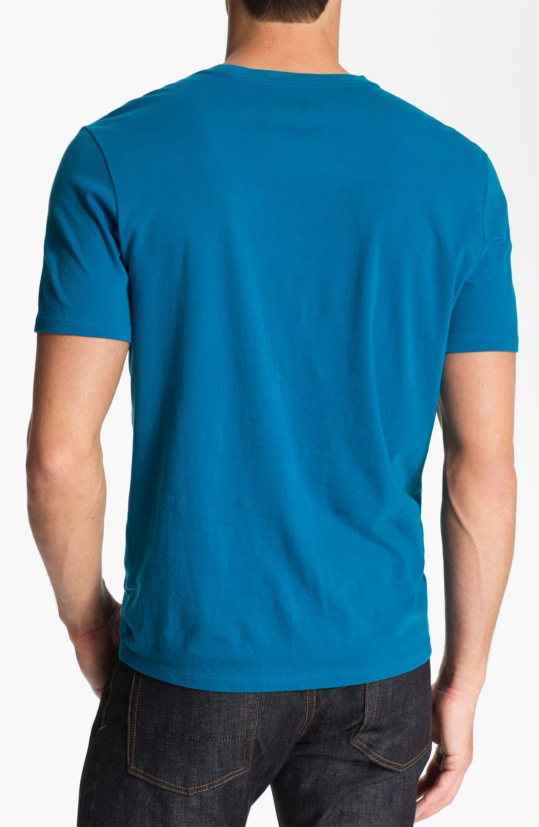 Alternate Image 2  - Vince Pocket Crewneck T-Shirt